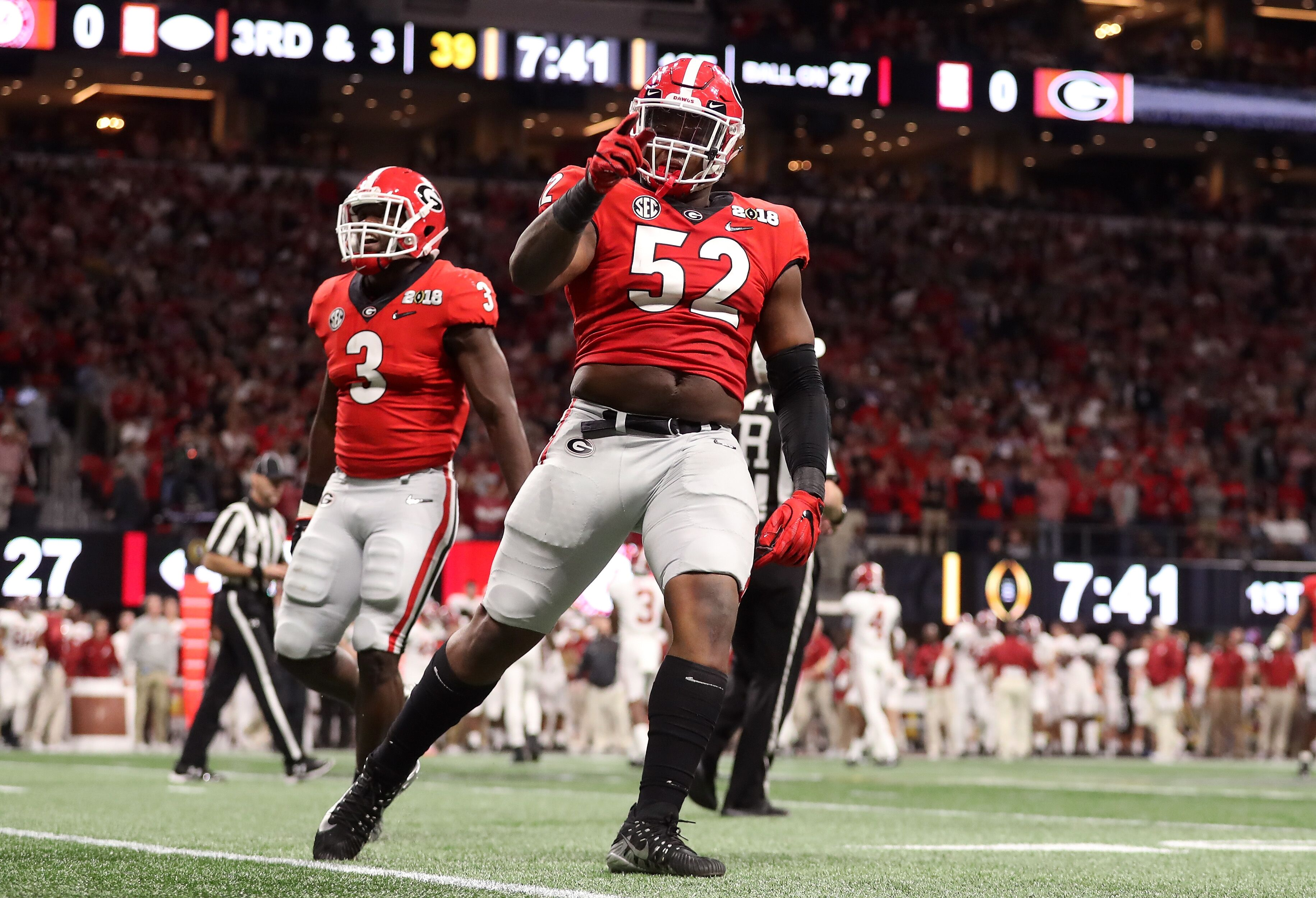 Gaps to fill for Georgias defense 23 hours ago SEC Network analyst Gene Chizik asks the big question Can the Bulldogs replace their talent and depth lost on defense