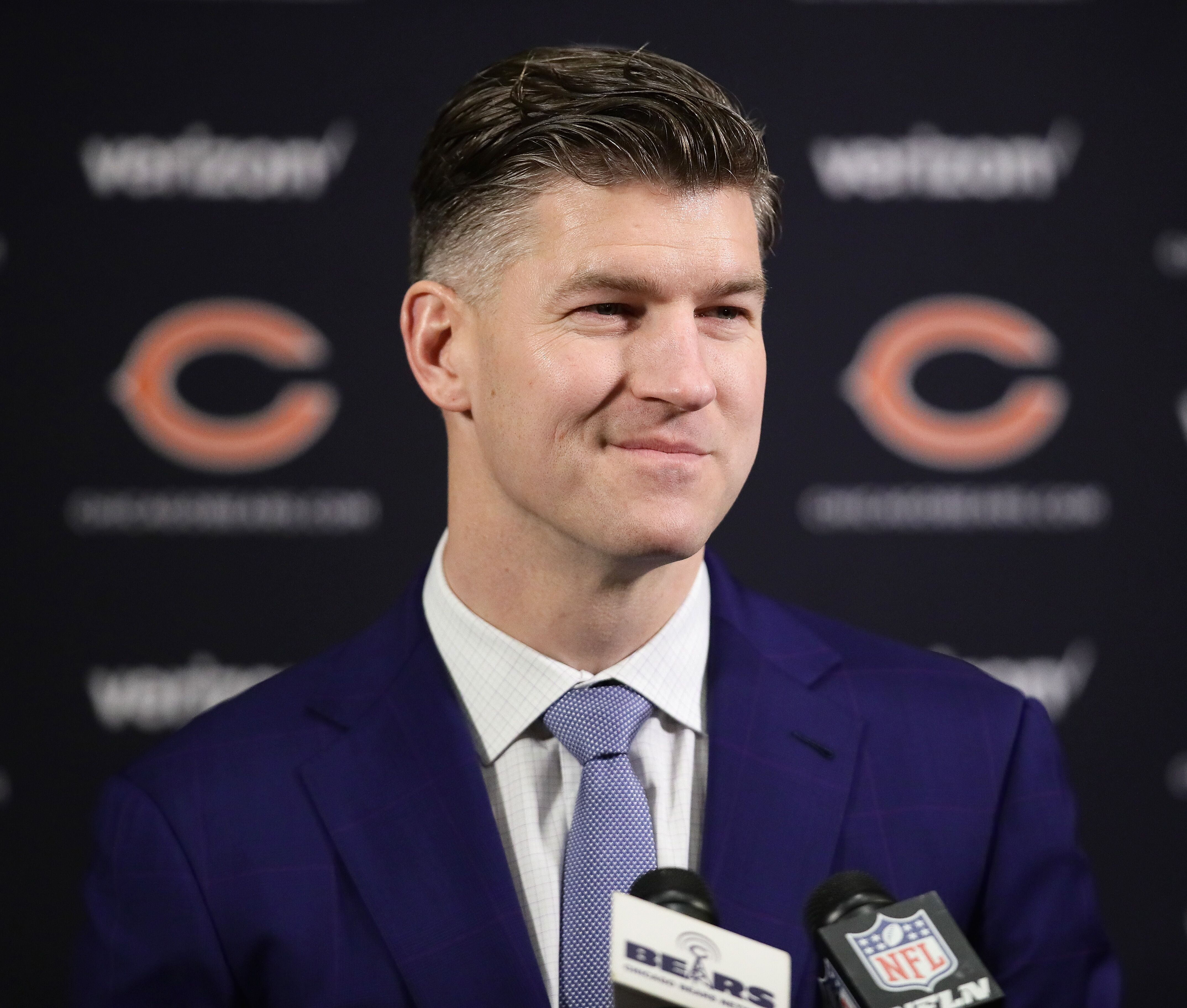 d0110c315bc Chicago Bears: Hey, fans, do you still hate General Manager Ryan Pace?