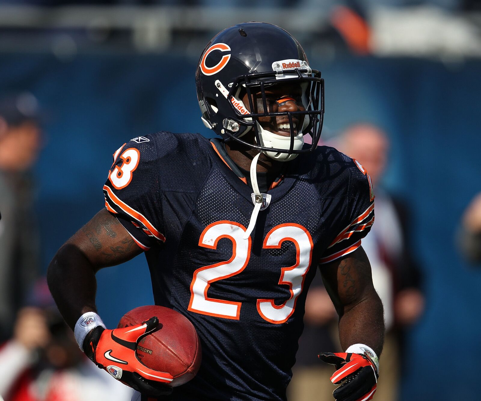 Devin Hester Feels He should Be in the HOF, and He's Right!