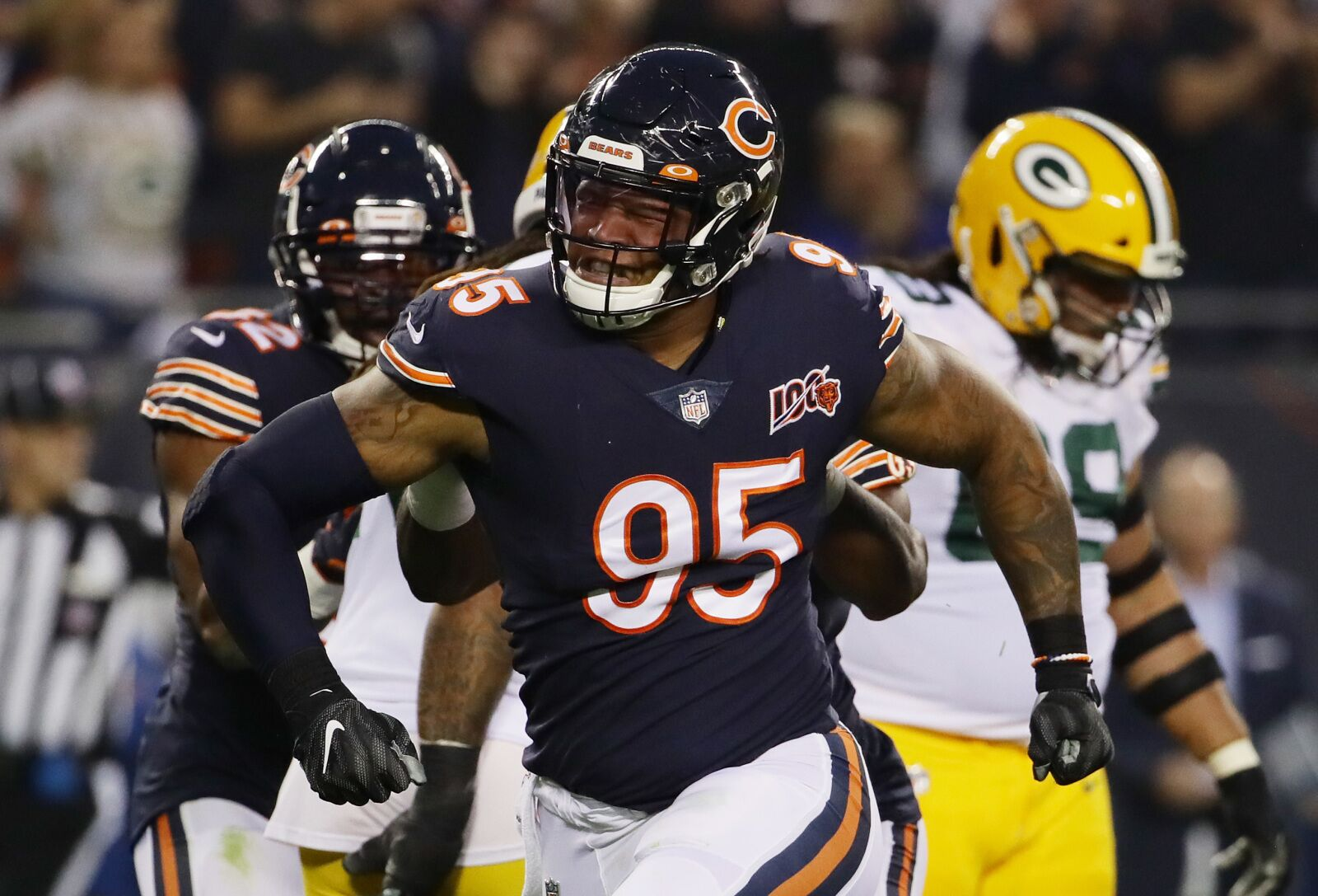 5 Chicago Bears impacted most by Akiem Hicks injury