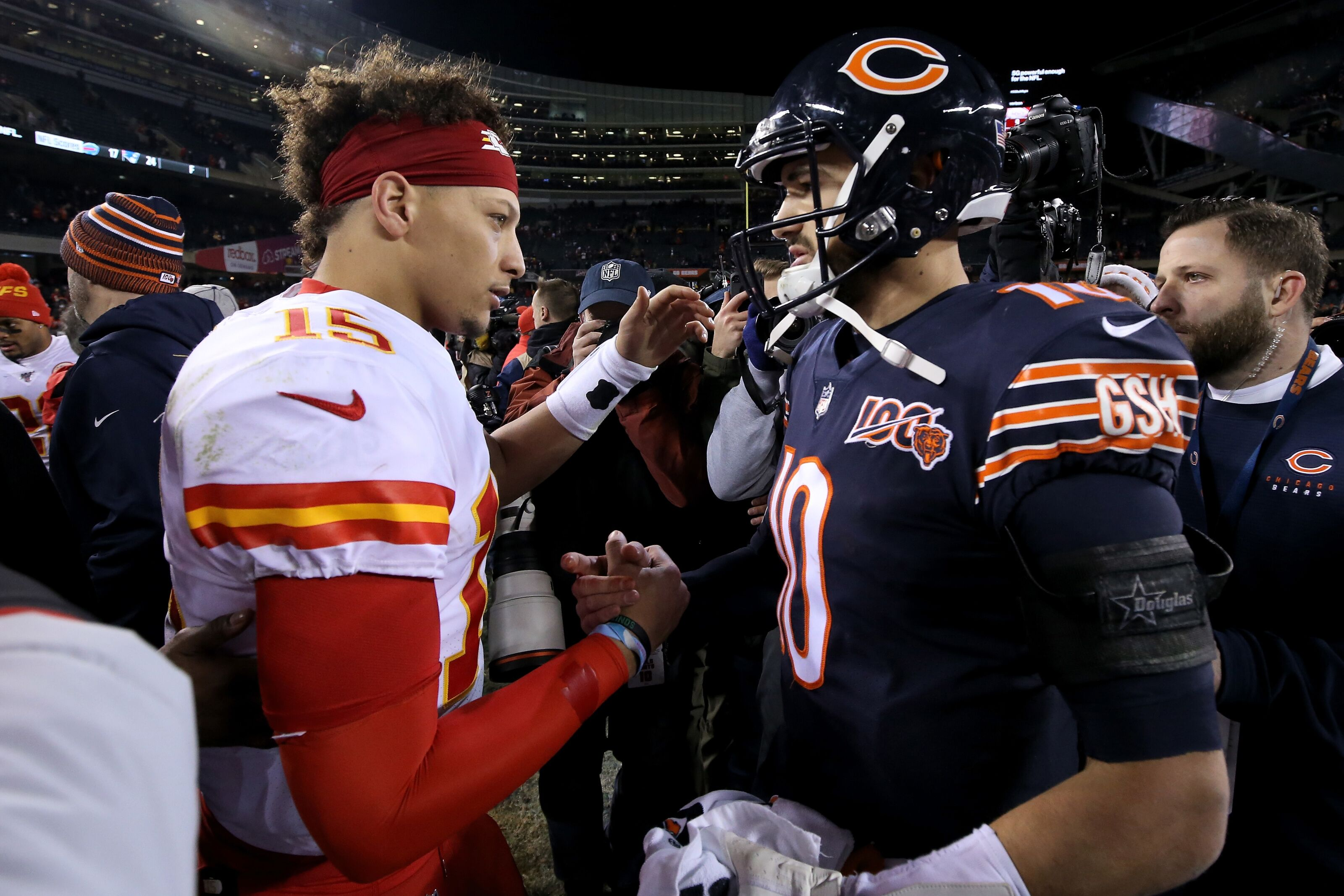 "Chicago Bears: ""Would you rather"" scenario game"