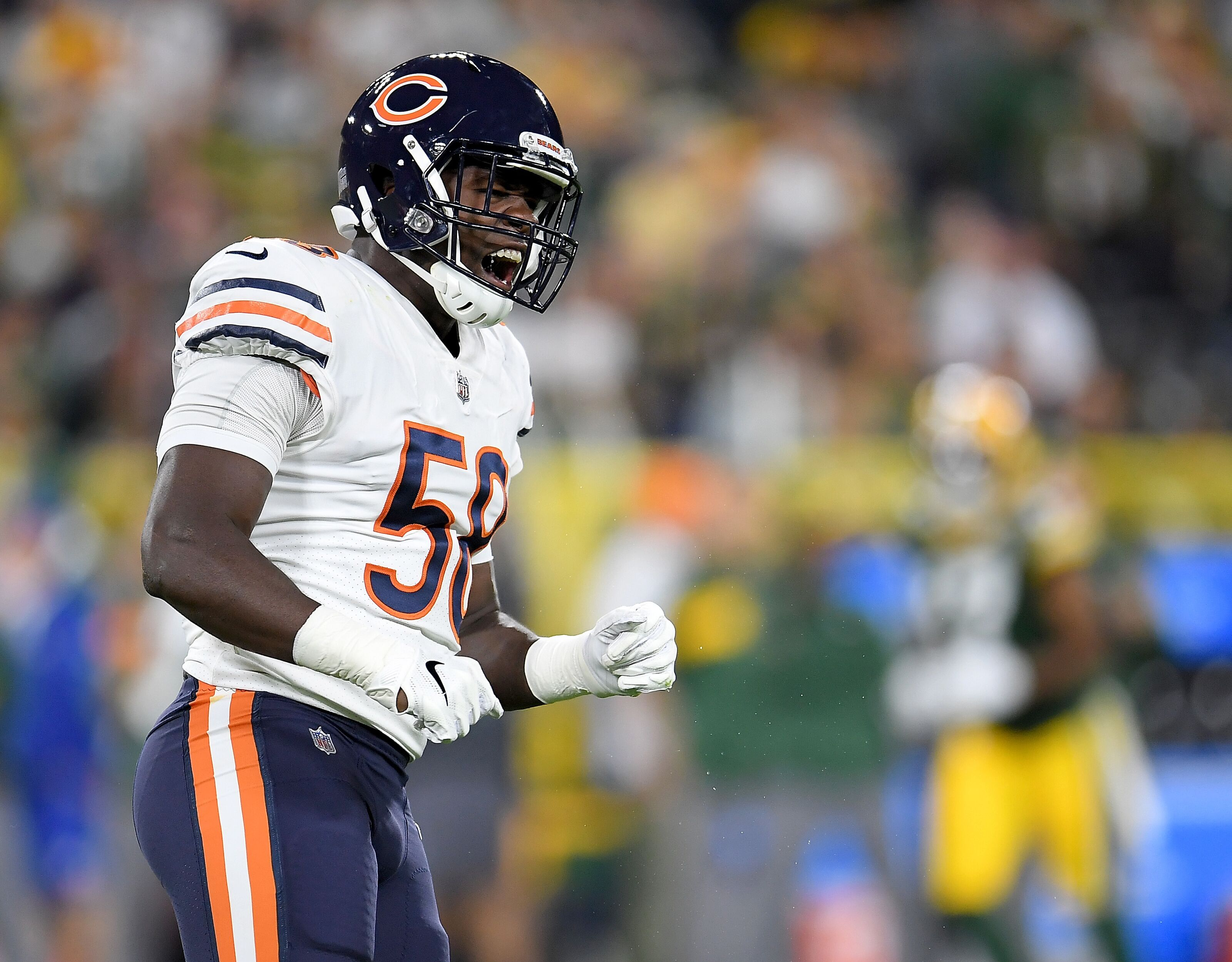 Chicago Bears top players entering 2019: No. 6