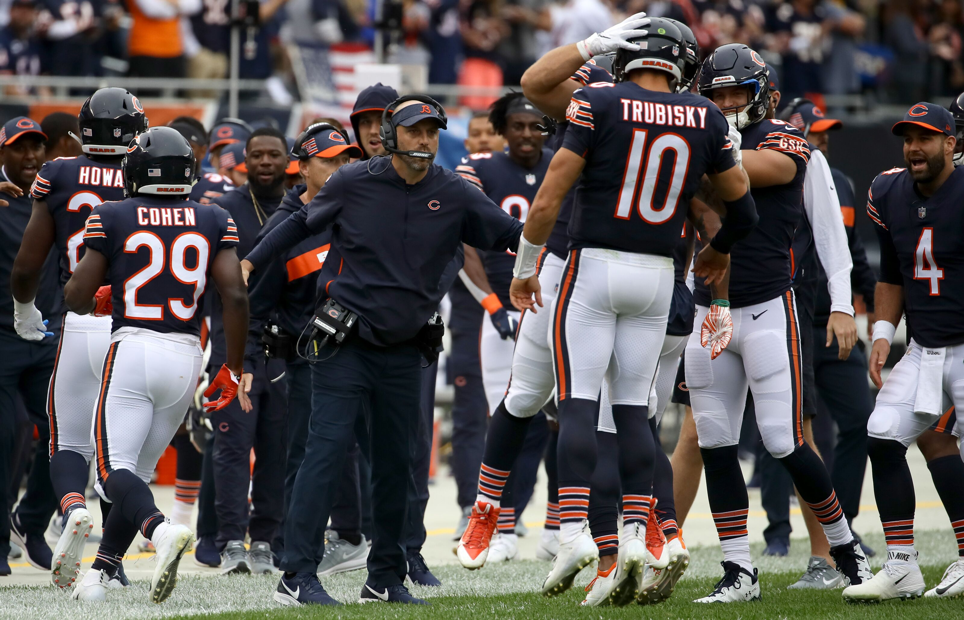 Bears Banter: The BGO Podcast: Episode 28: Statistical Deep Dive with Johnathan Wood!