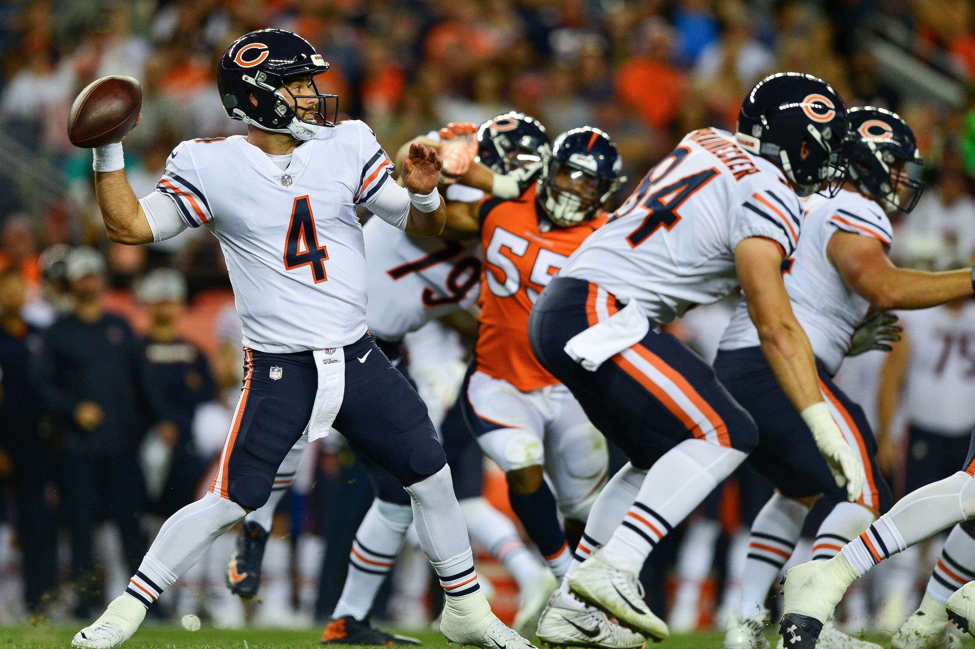 Chicago Bears Week 12 Sack Report 99e266c2b