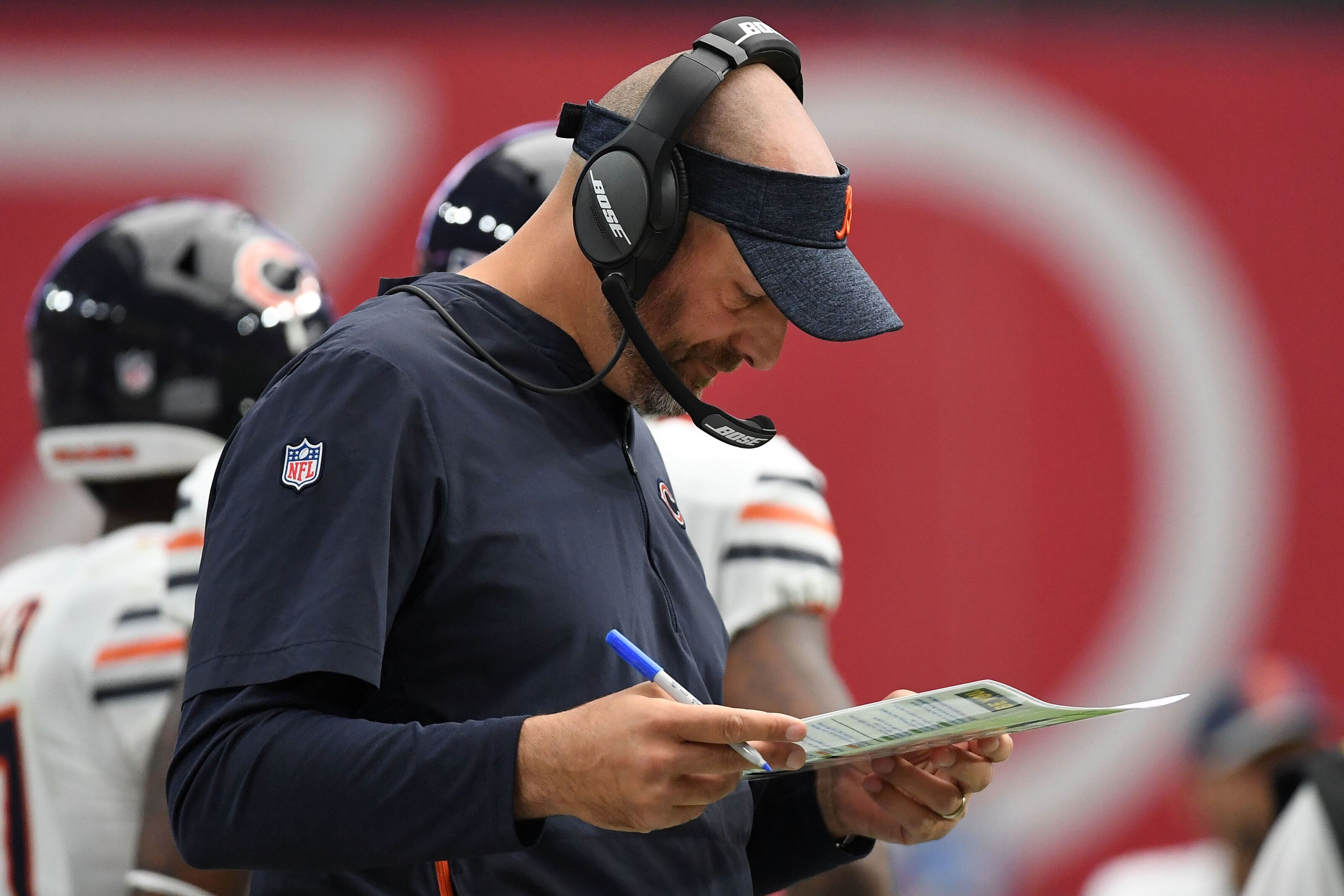 Chicago Bears: Halftime adjustments needed to beat Saints
