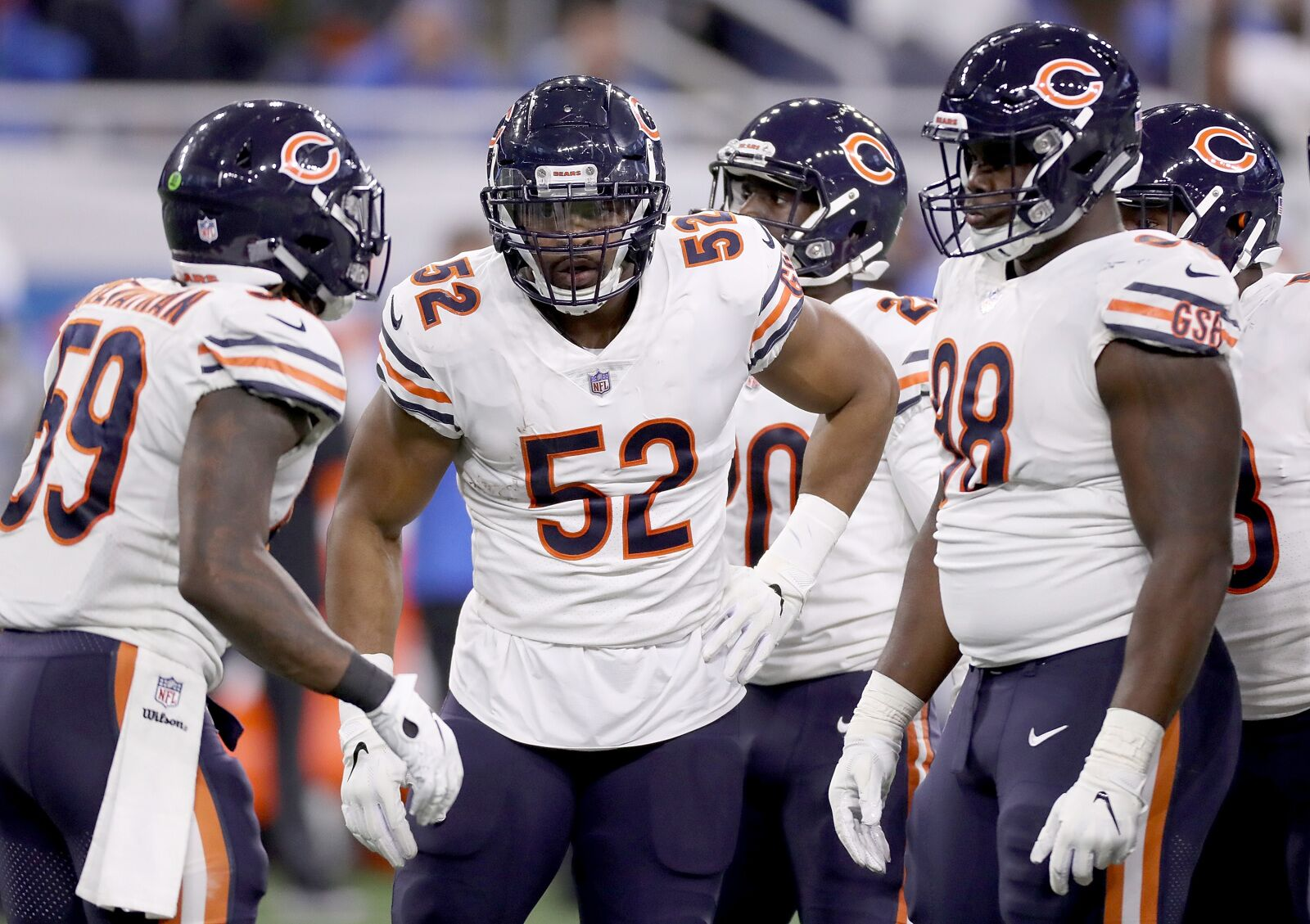 Chicago Bears  How Khalil Mack dominated LA Rams in one play c4669adae