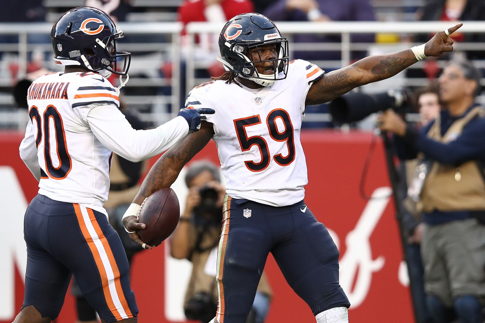 Chicago Bears top players entering 2019: No. 8