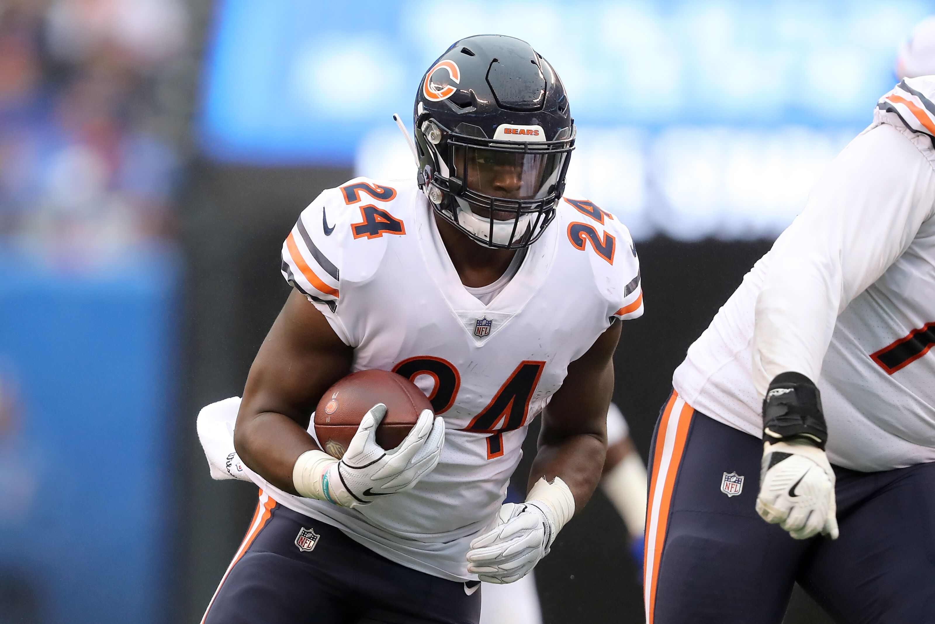 Will Jordan Howard Stay in Windy City for 2019 Season  a3d64e885