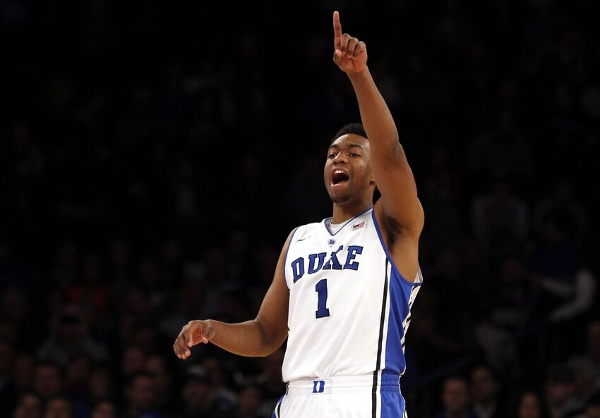 Poll: Who should the Milwaukee Bucks take second overall? Jabari Parker Nba Draft