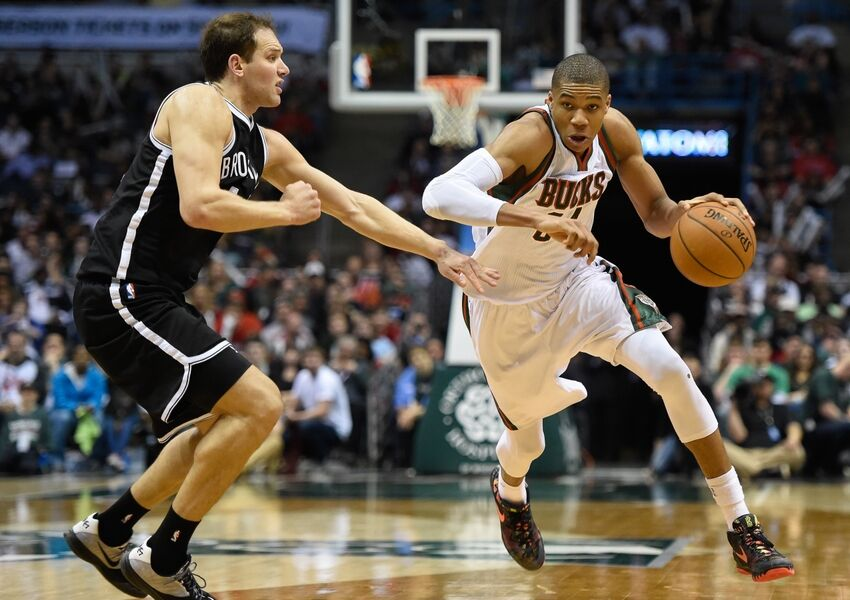 Milwaukee Bucks Grades & Notes in 96-73 Win over Nets - Page 4