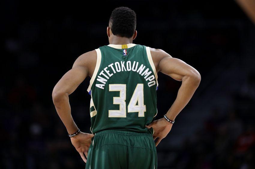 Milwaukee Bucks Highlights From Si S Giannis Antetokounmpo