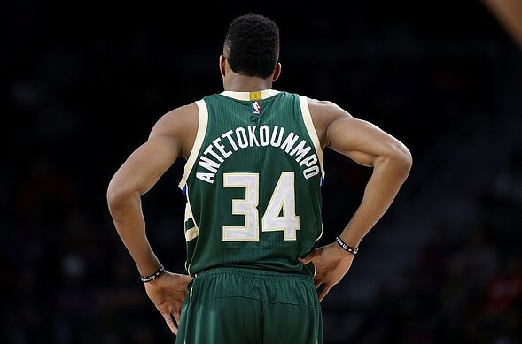 As Giannis Antetokounmpos Profile Continues To Rise We Look At The Highlights From A Recent Sports Illustrated Feature That Will See Milwaukee Bucks