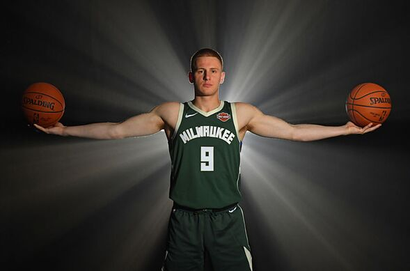 49bf607a3202 Milwaukee Bucks  5 goals for Donte DiVincenzo in 2018-19 season