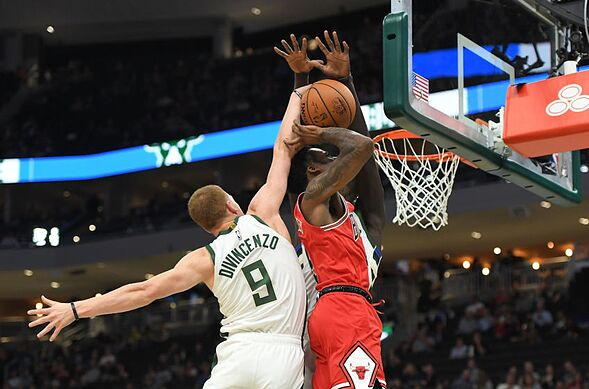 77ebed4d8c29 Milwaukee Bucks  5 goals for Donte DiVincenzo in 2018-19 season - Page 4