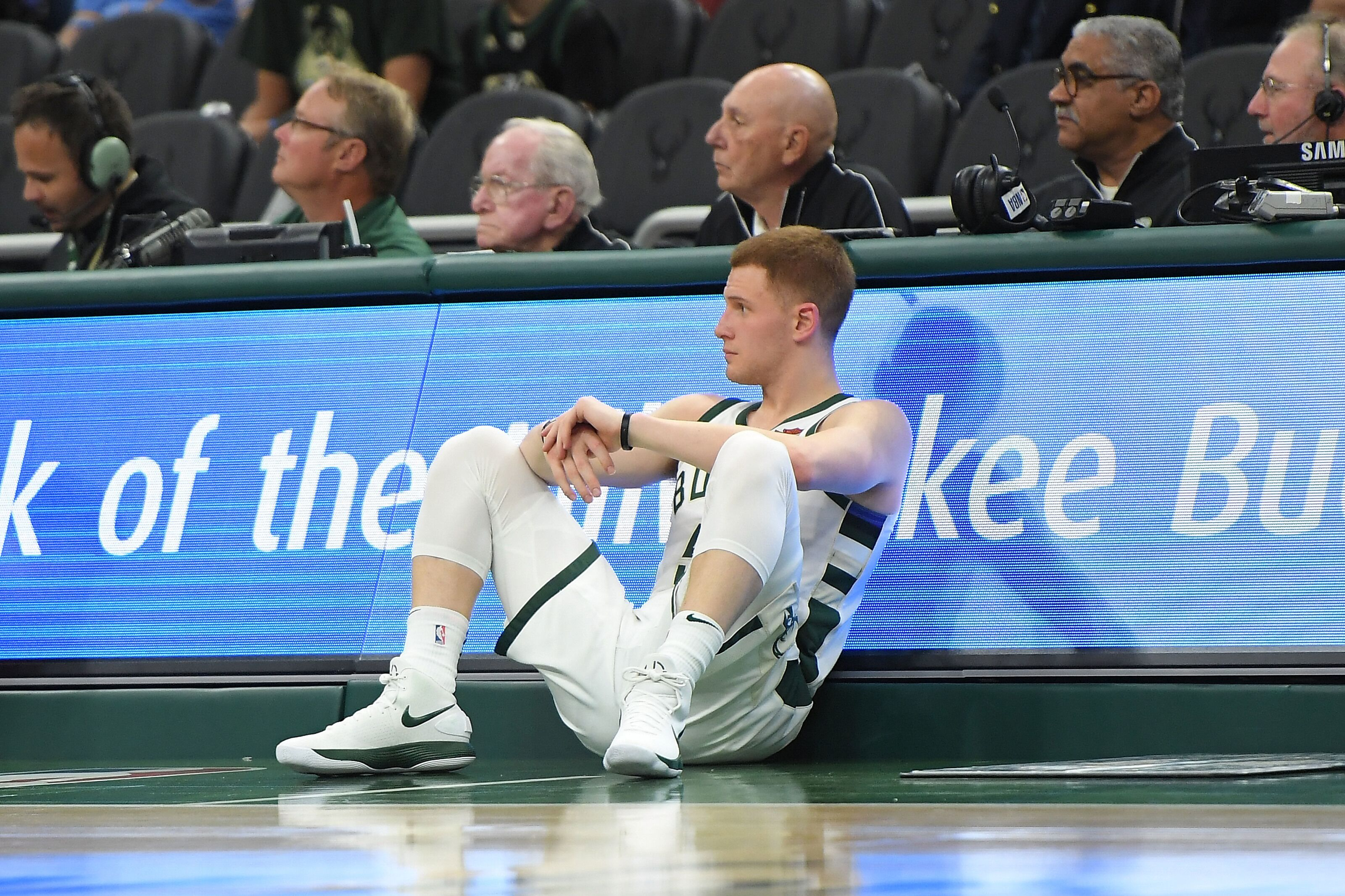 Milwaukee Bucks Daily: Donte DiVincenzo looks forward to bouncing back