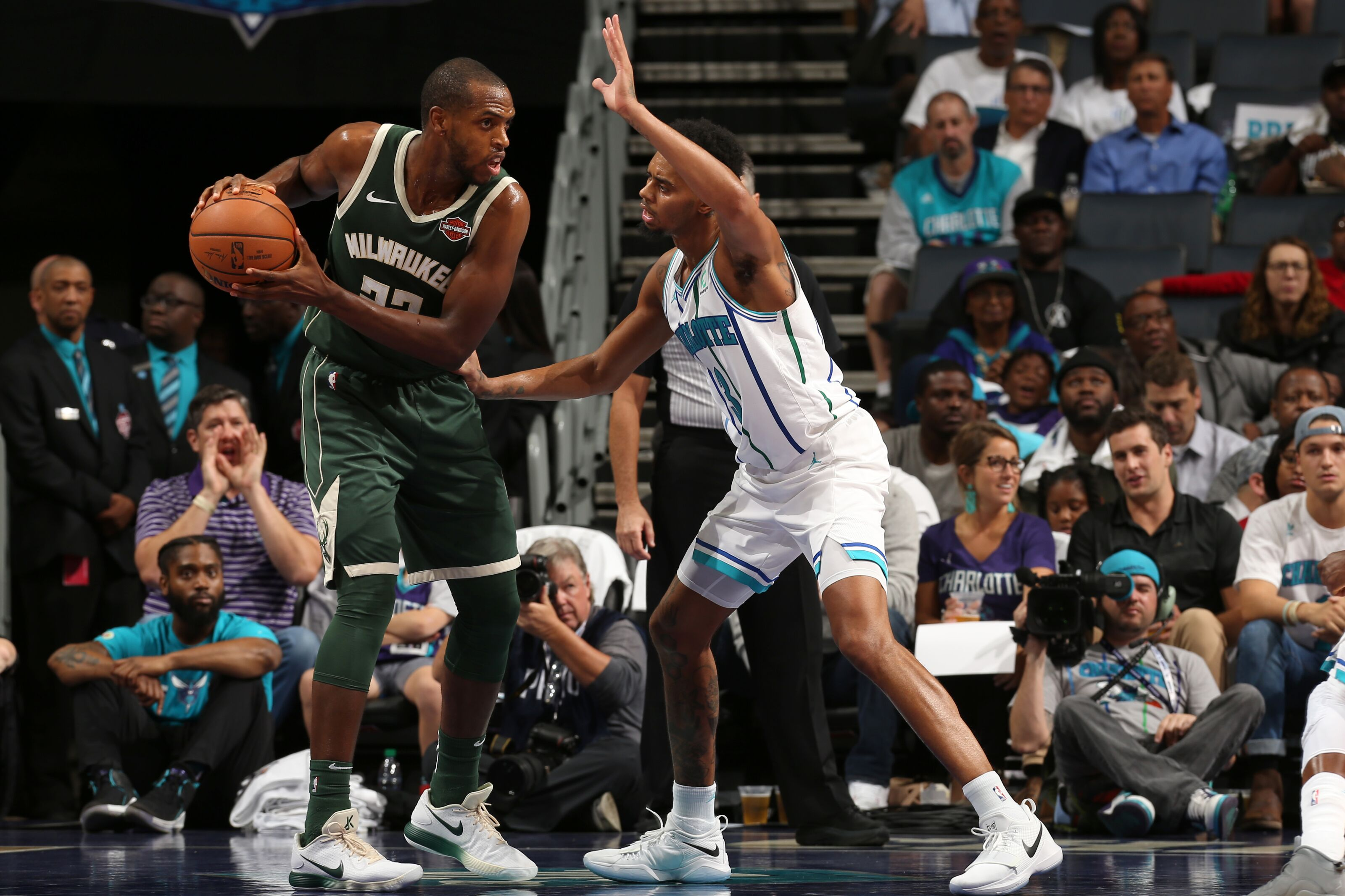 b16b4619bc9 Milwaukee Bucks: Player grades from 113-112 win over Charlotte Hornets -  Page 3