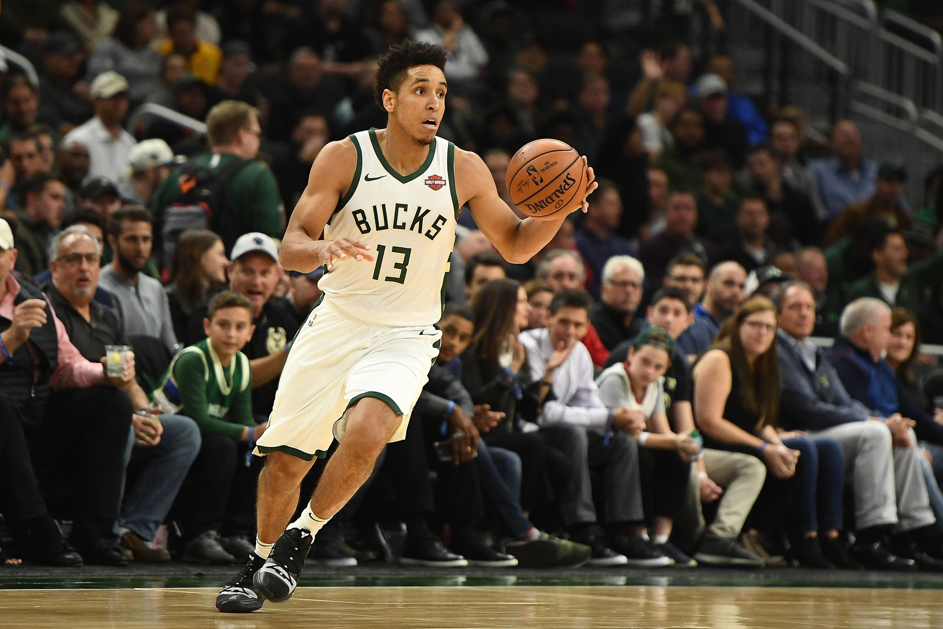 Milwaukee Bucks  Malcolm Brogdon s efficiency rising to new heights fa4af6ad5