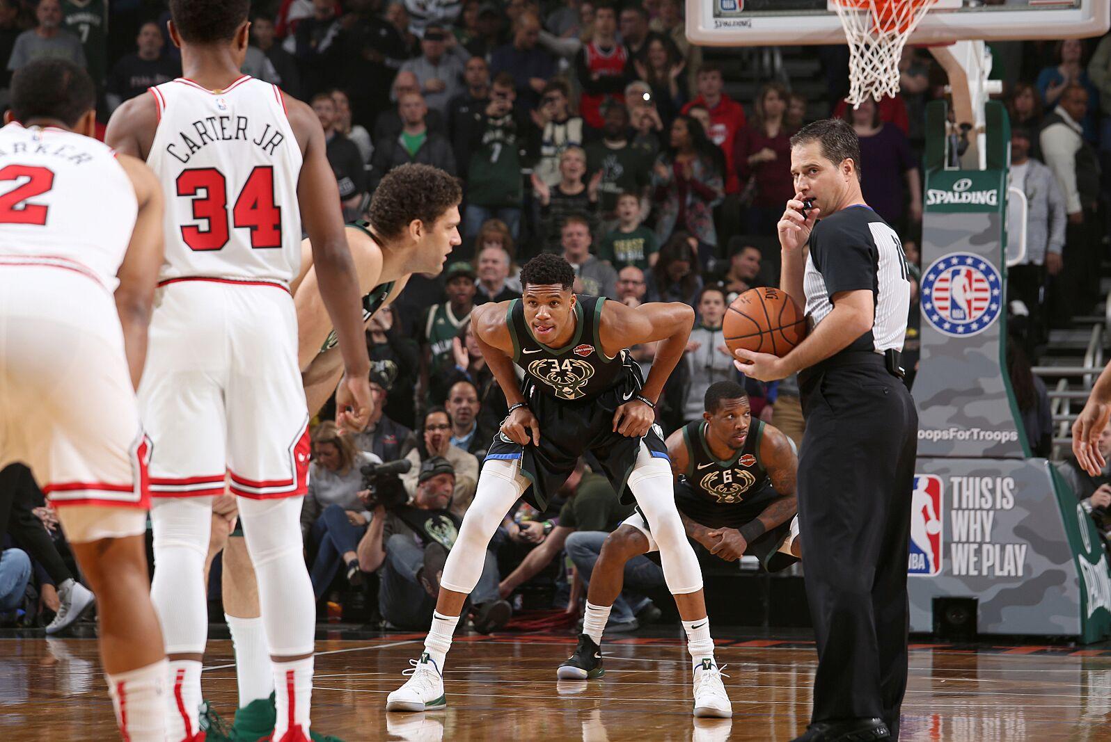 Milwaukee Bucks: Getting to know the 2019-20 Chicago Bulls