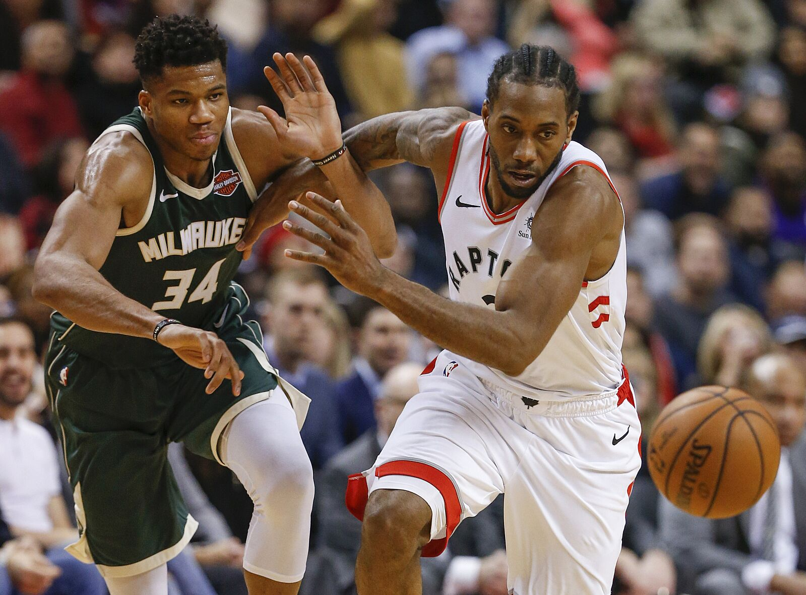 Milwaukee Bucks Player Grades From 104 99 Win Over Toronto Raptors