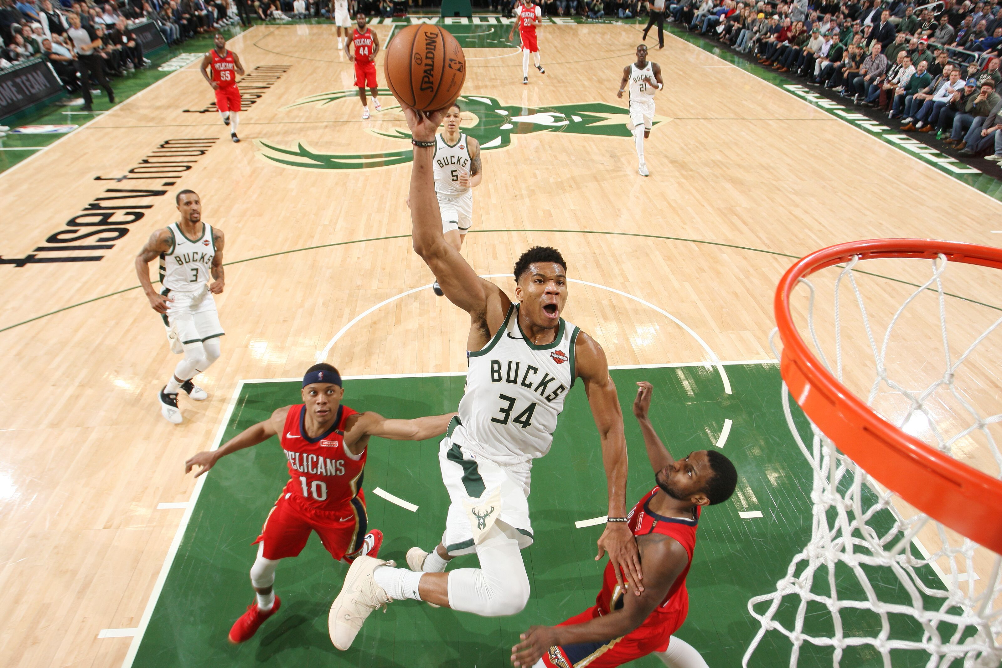 f189f4a771fc Milwaukee Bucks  3 things to watch for against New Orleans Pelicans