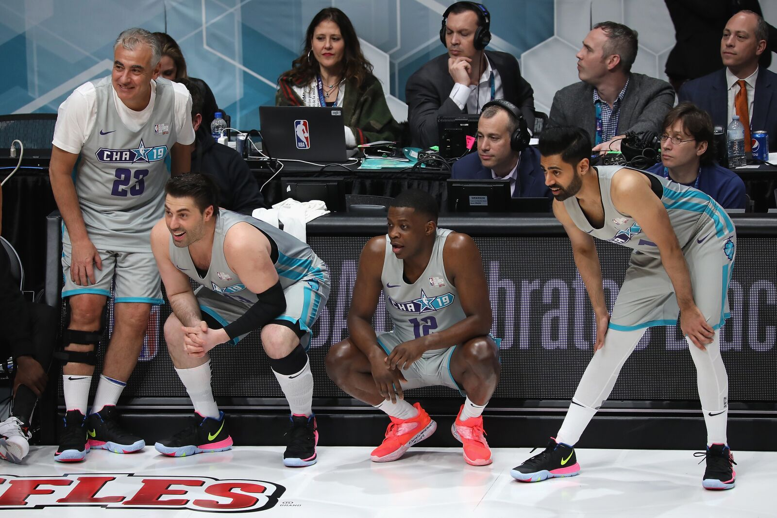 NBA Celebrity All-Star Game 2019 Rosters, Odds & Quavo as ...