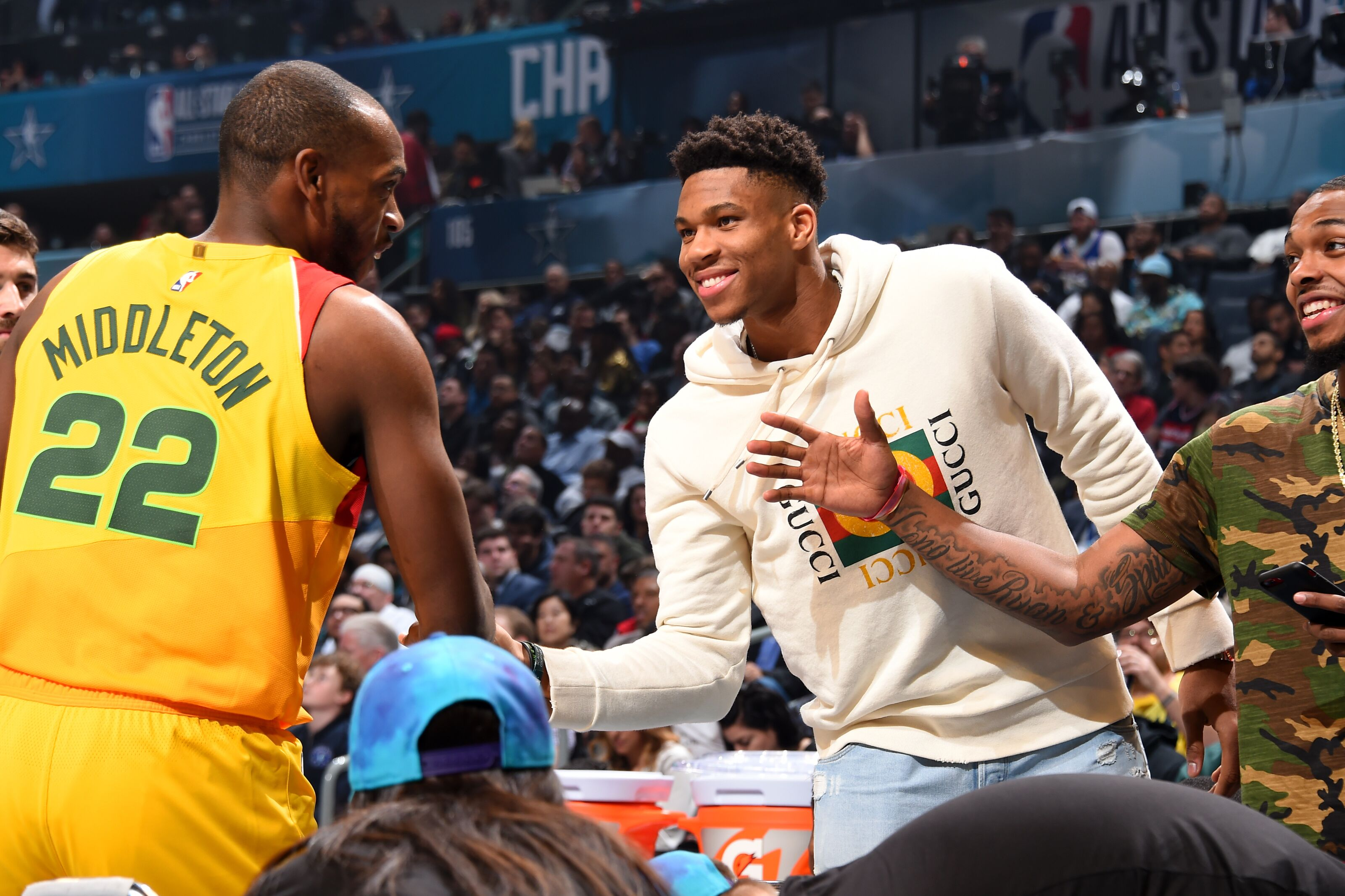 Milwaukee Bucks: 3 things to watch for in the All-Star Game