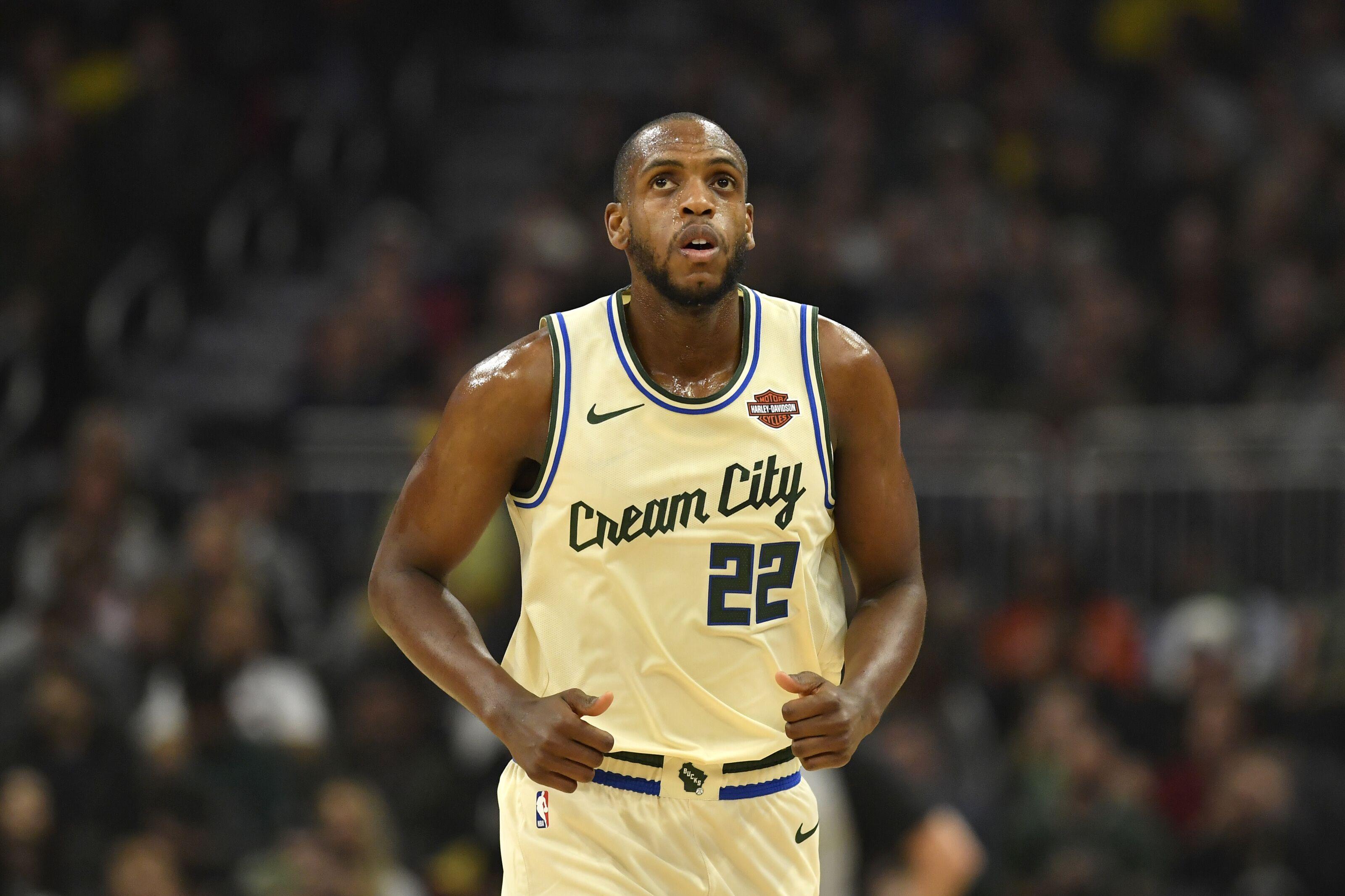 Milwaukee Bucks: Khris Middleton picking up right where he left off
