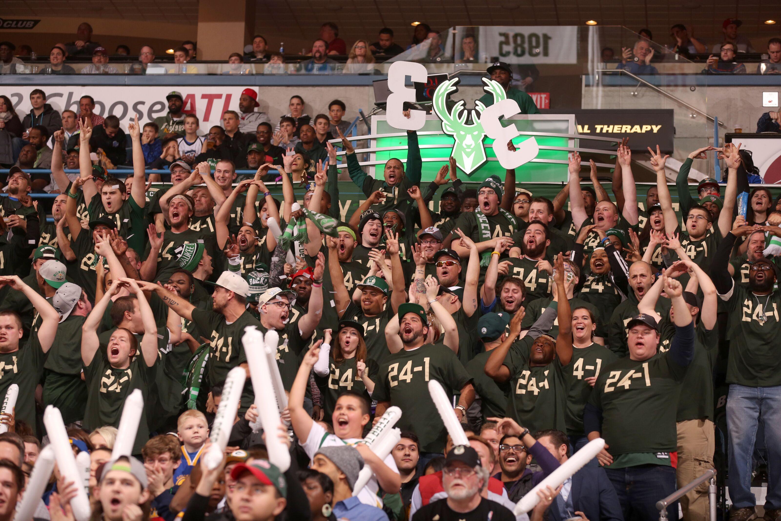 Milwaukee Bucks Fans Sound Off: Bench Contributors – Week 1