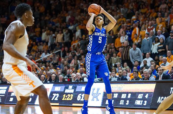 NBA Draft 2018 Prospect Watch  Kentucky s Kevin Knox II - Page 4 c9d21ee7c0c