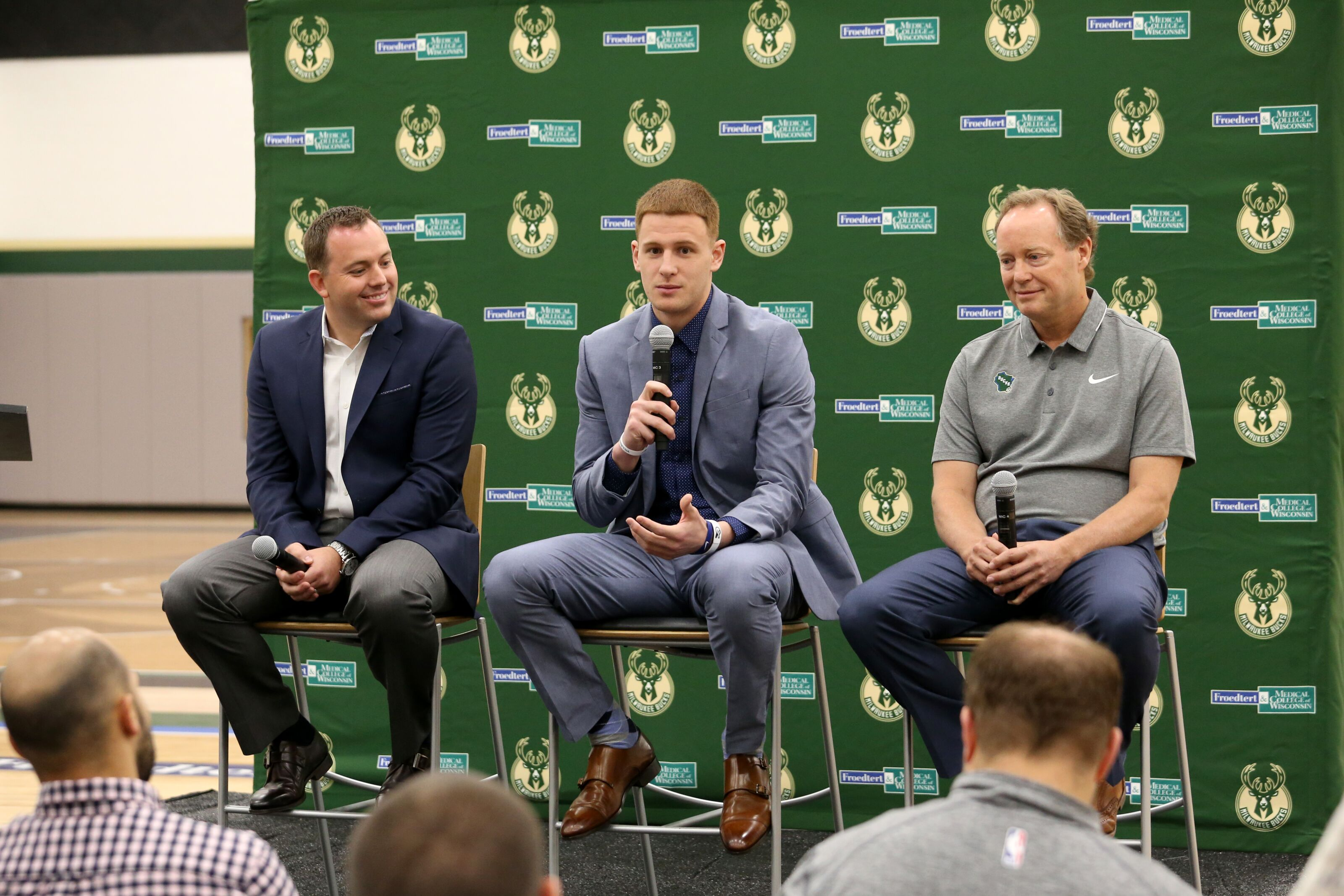 d144ff631d2 Milwaukee Bucks Daily: More reactions to Donte DiVincenzo's introduction