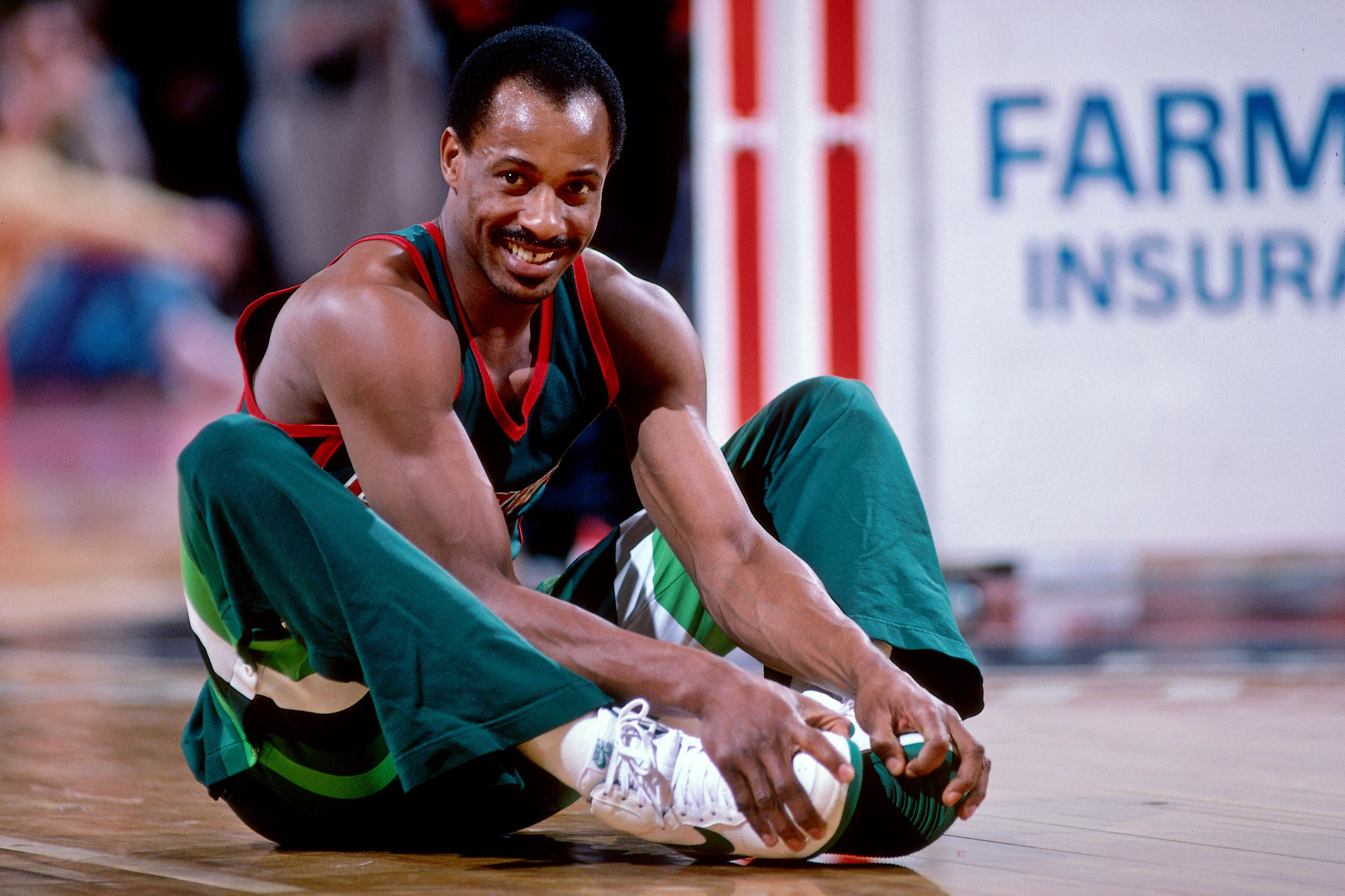 Milwaukee Bucks Sidney Moncrief was the picture of consistency
