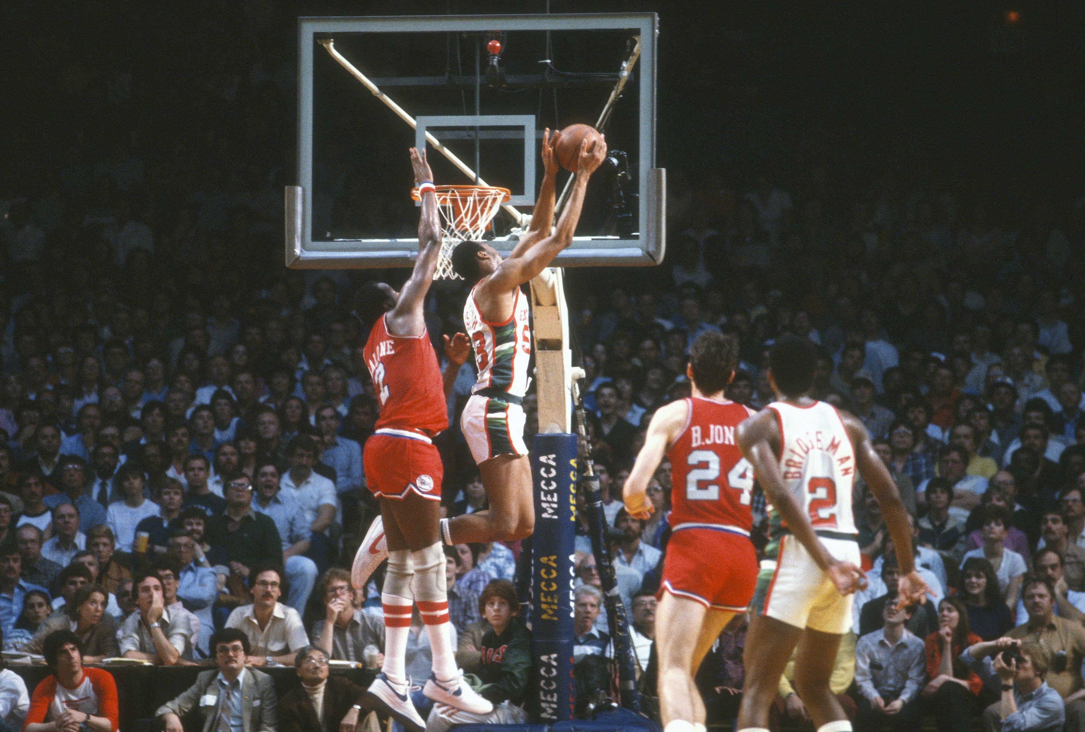 Milwaukee Bucks: 49 years in 49 days - 1982-83 season
