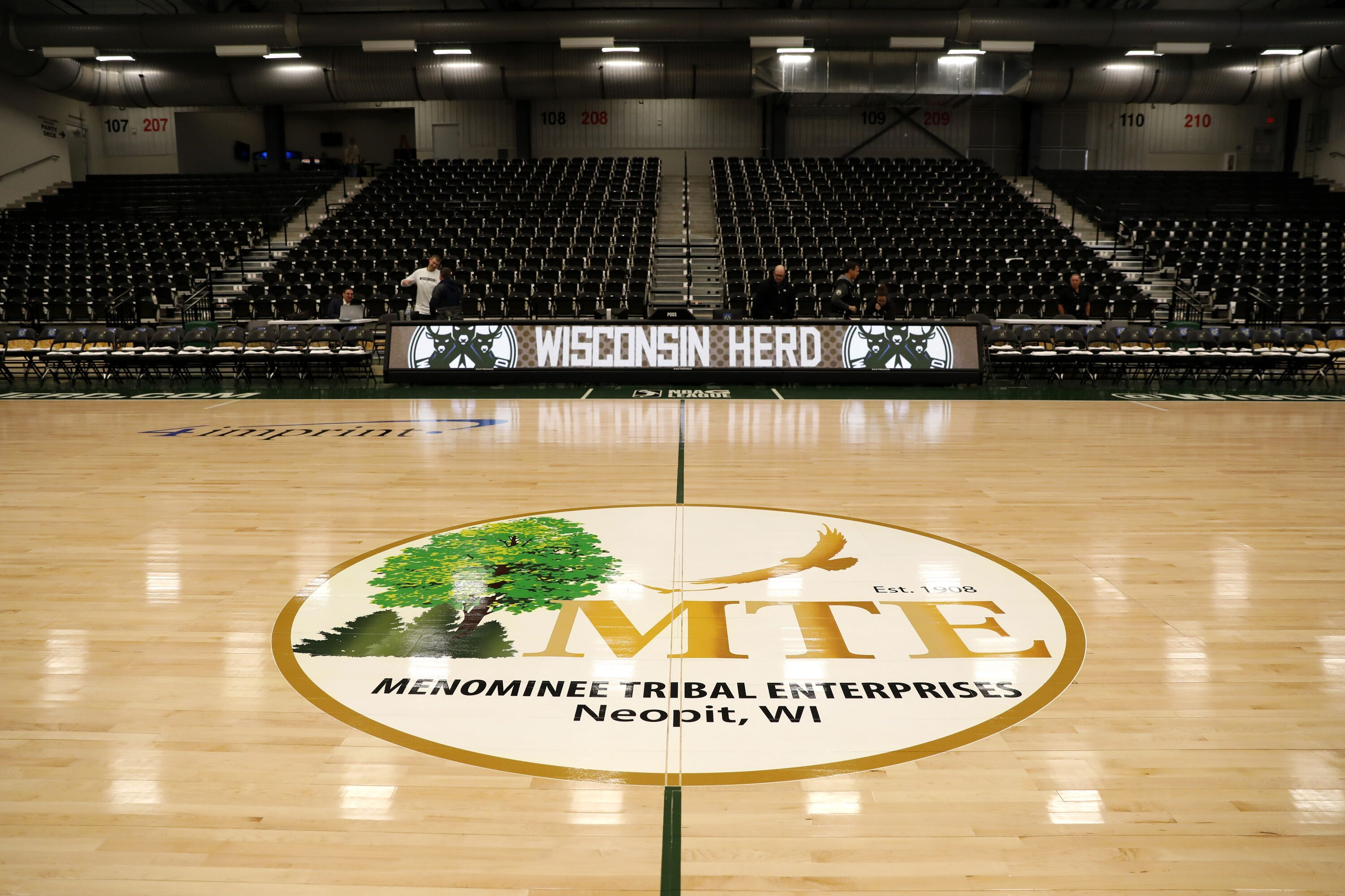 Wisconsin Herd roll to 11th straight victory with win over Rio Grande Valley Vipers