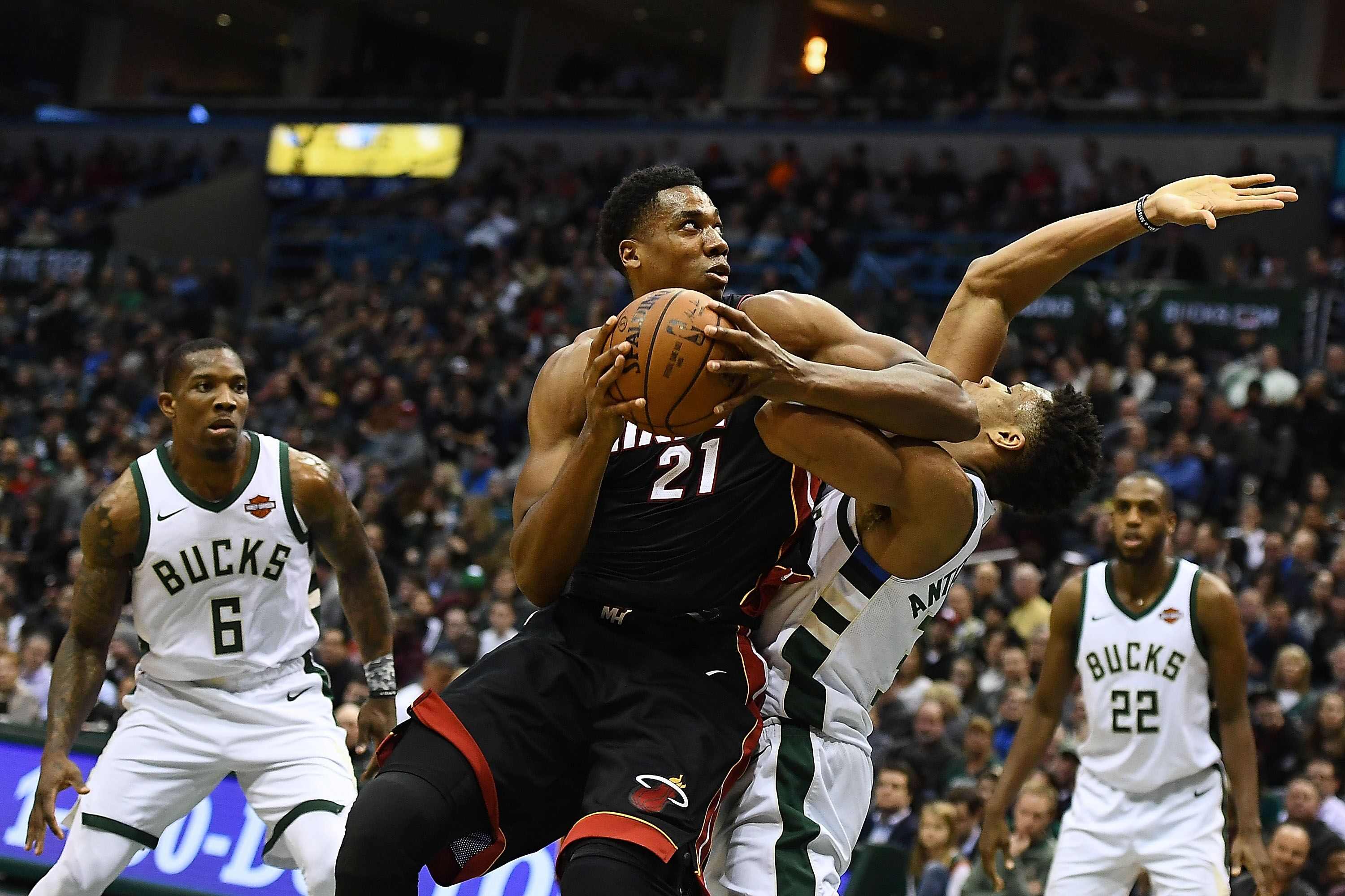 Heat Vs Bucks Image: Milwaukee Bucks Game Preview: February 9 At Miami Heat