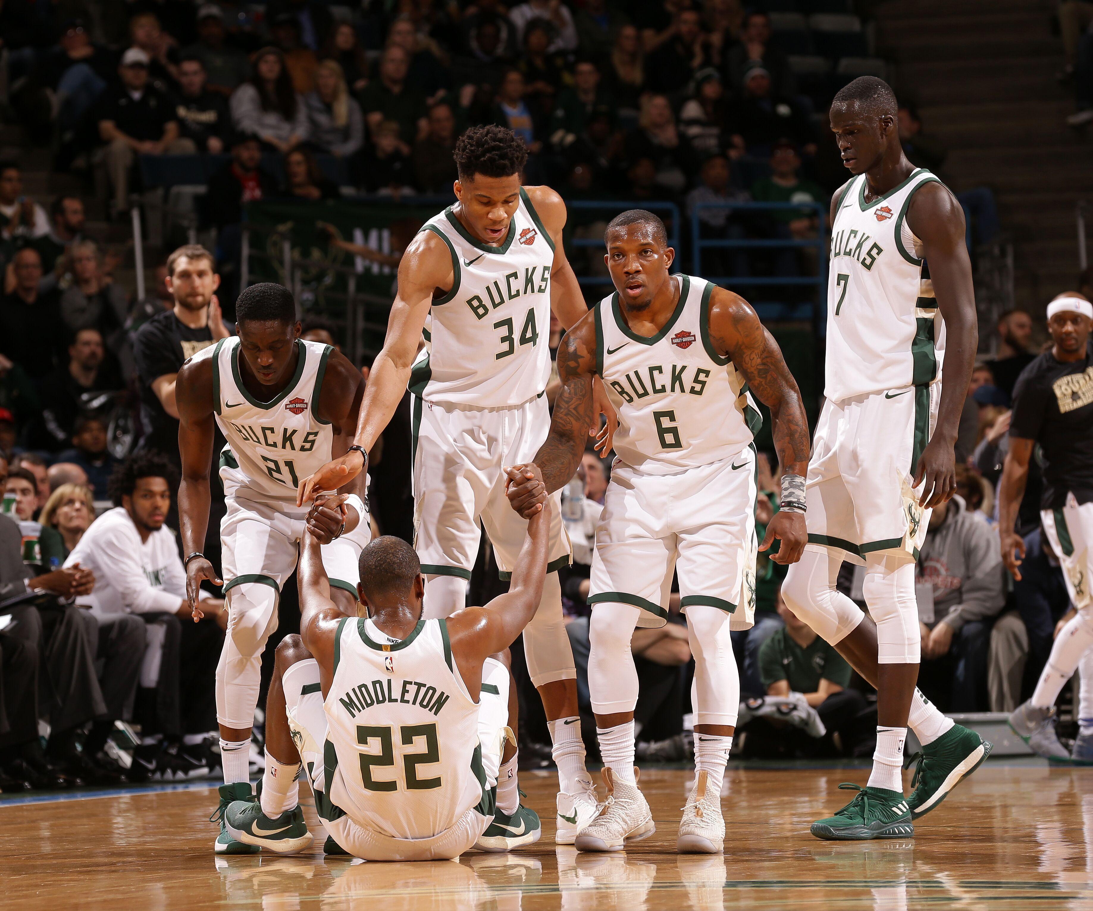 Milwaukee Bucks: How each player can improve before the ...