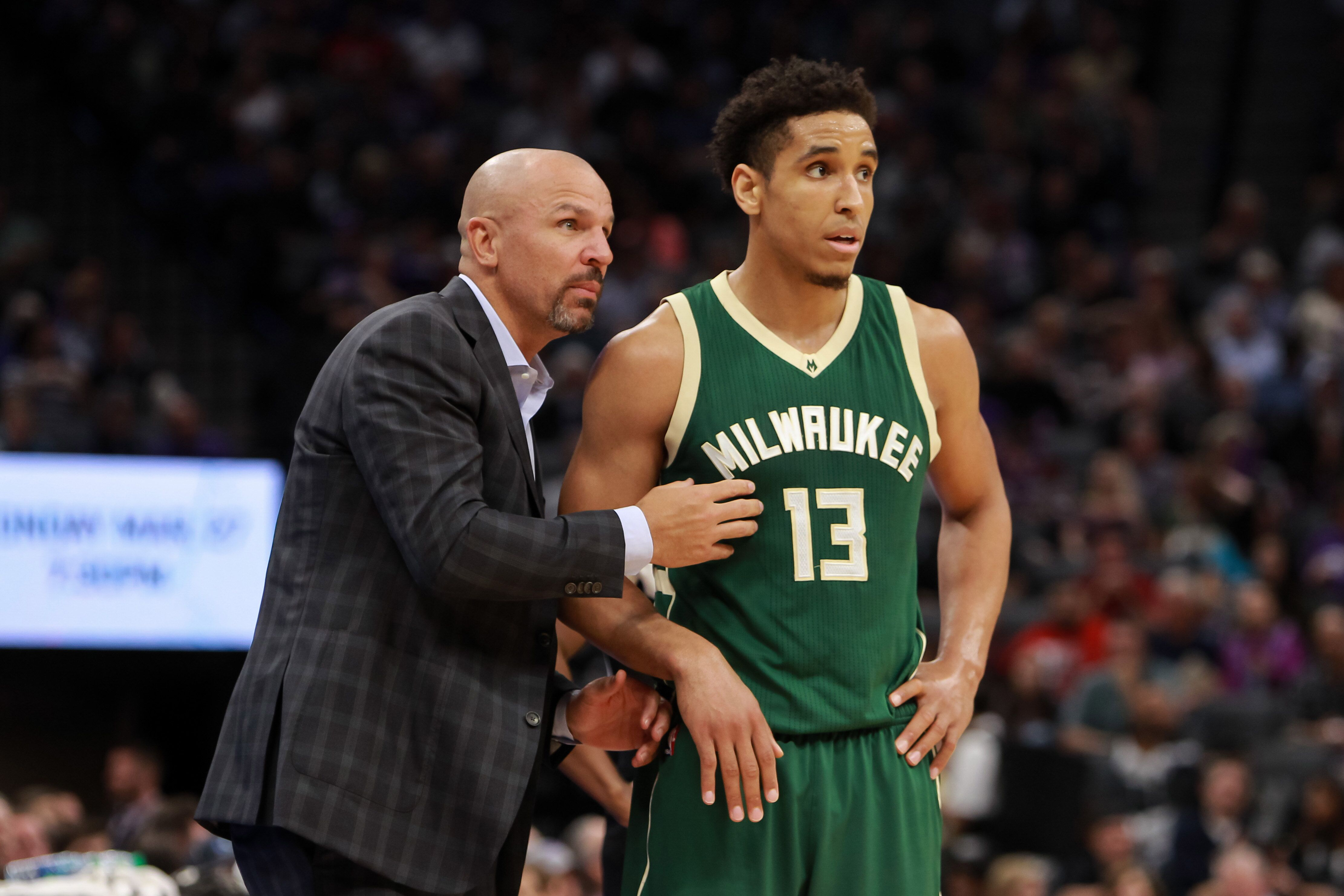 Milwaukee Bucks Jason Kidd Named East s Coach of the Month For March