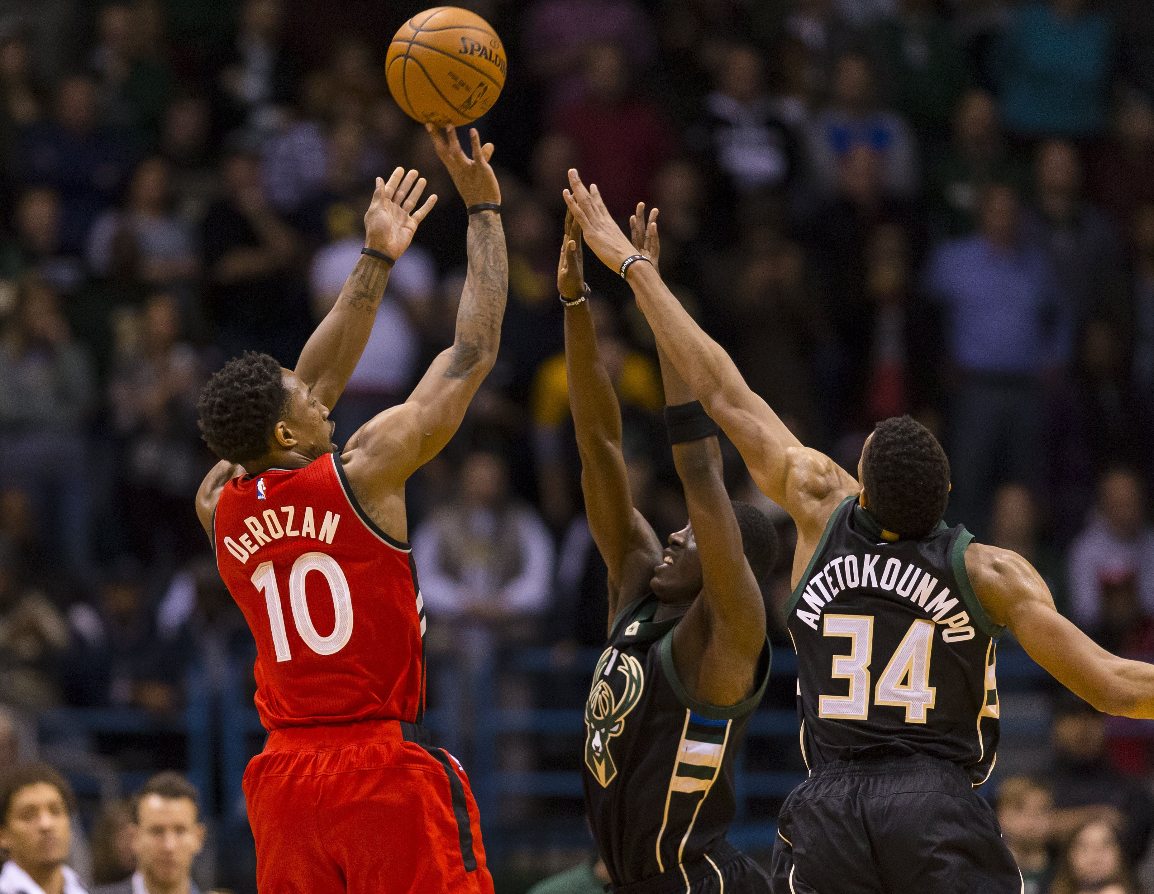Milwaukee Bucks Daily Buildup To Game 1 In Toronto Continues