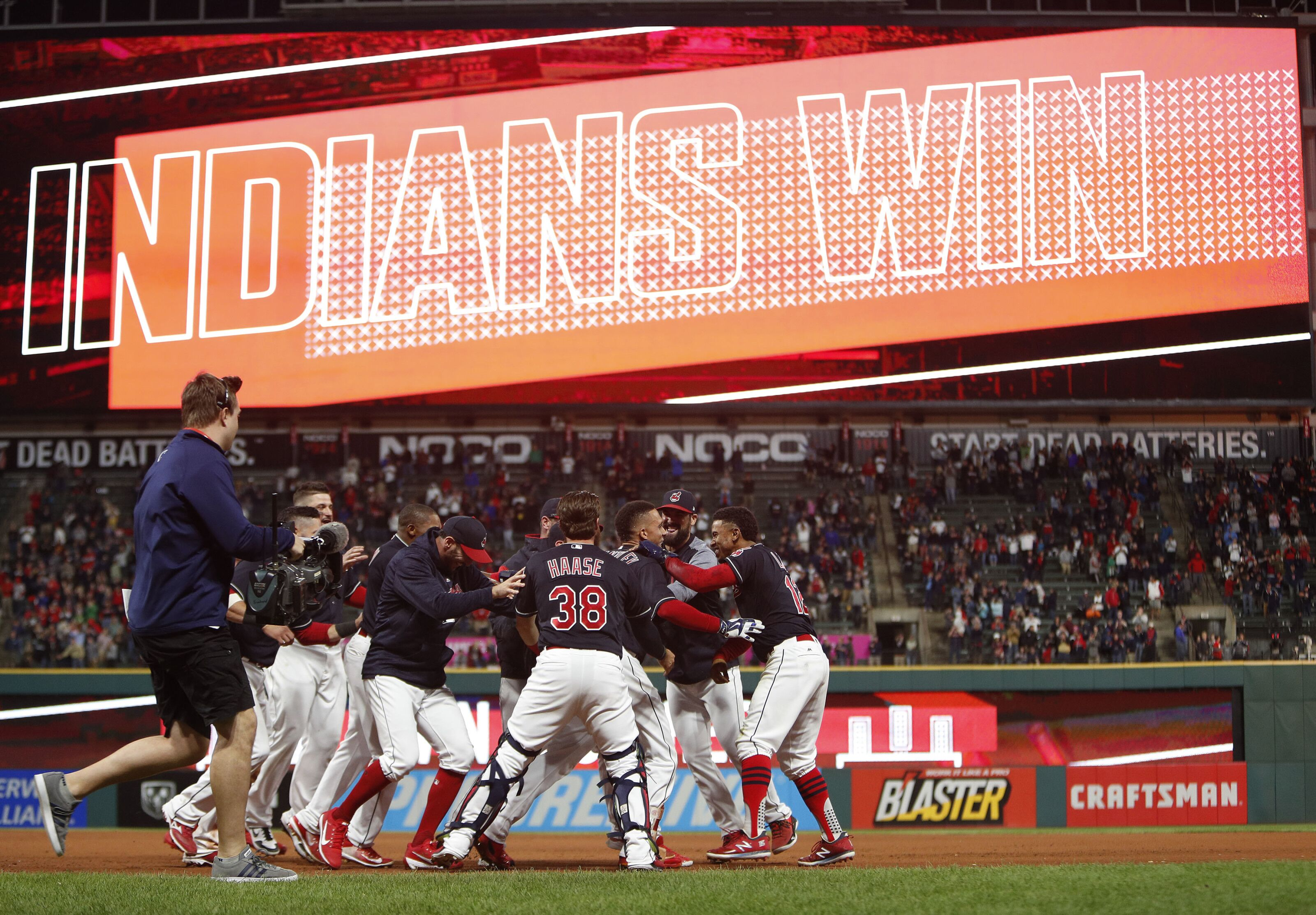 Cleveland Indians: Rounding up the top playoff moments in team history