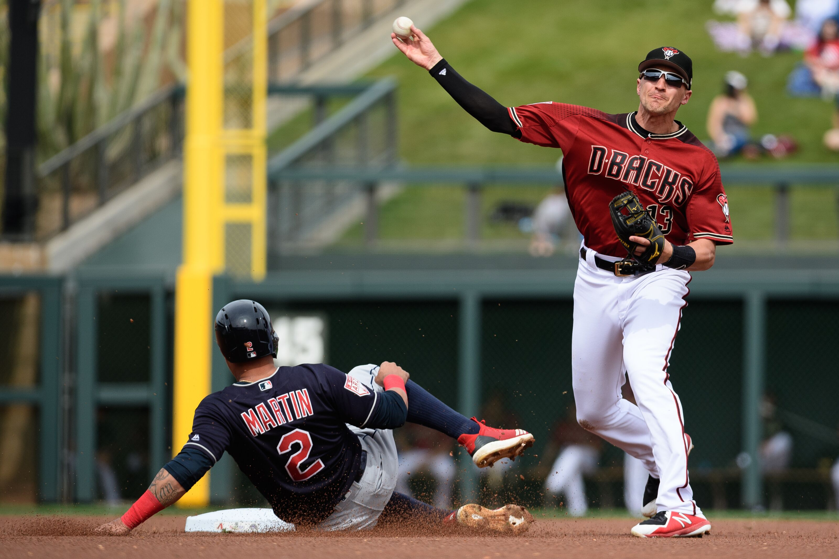 Cleveland Indians: Leonys Martin is proving he has serious potential