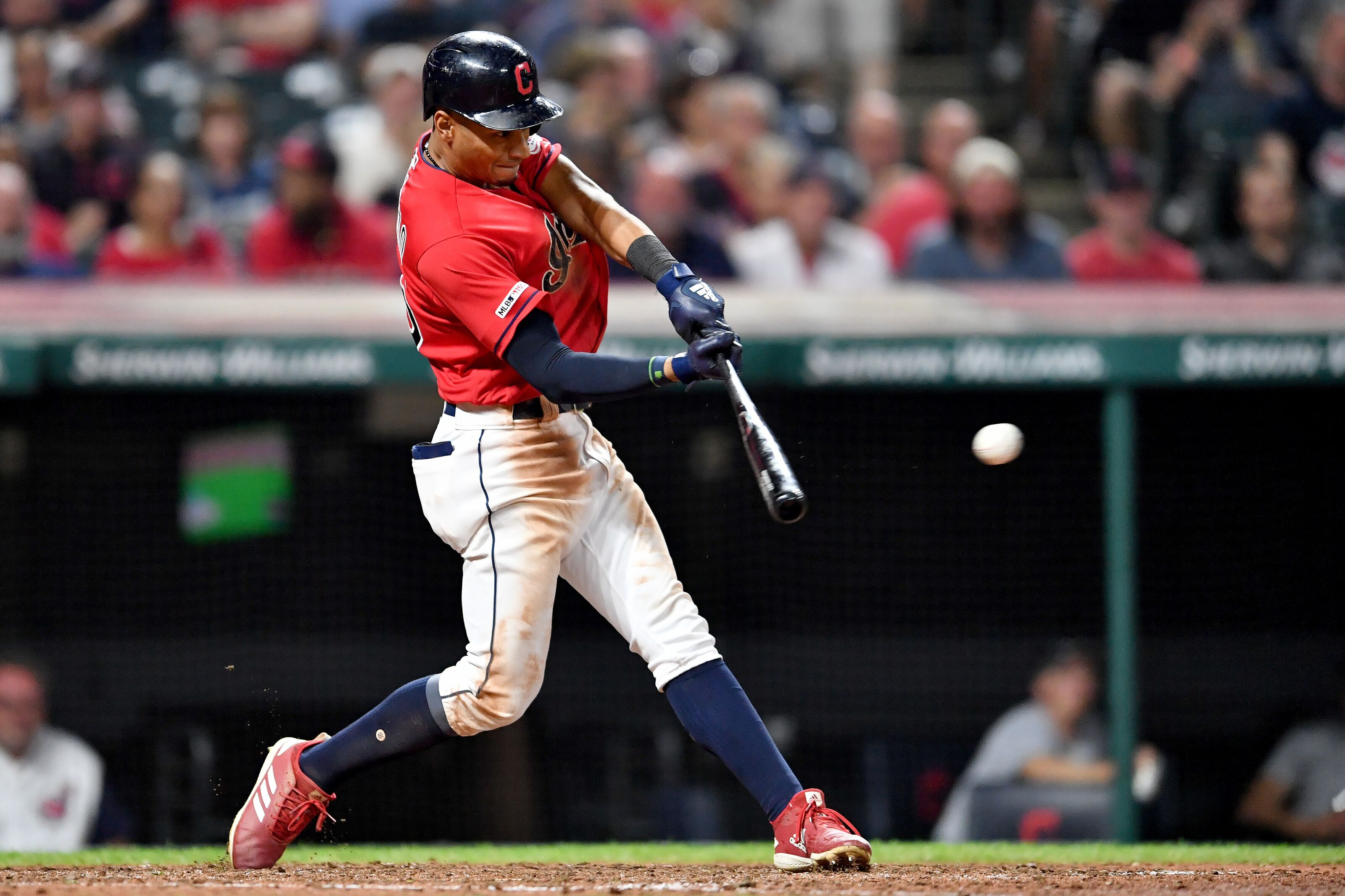 Cleveland Indians: What does a year-two leap for Mercado look like?