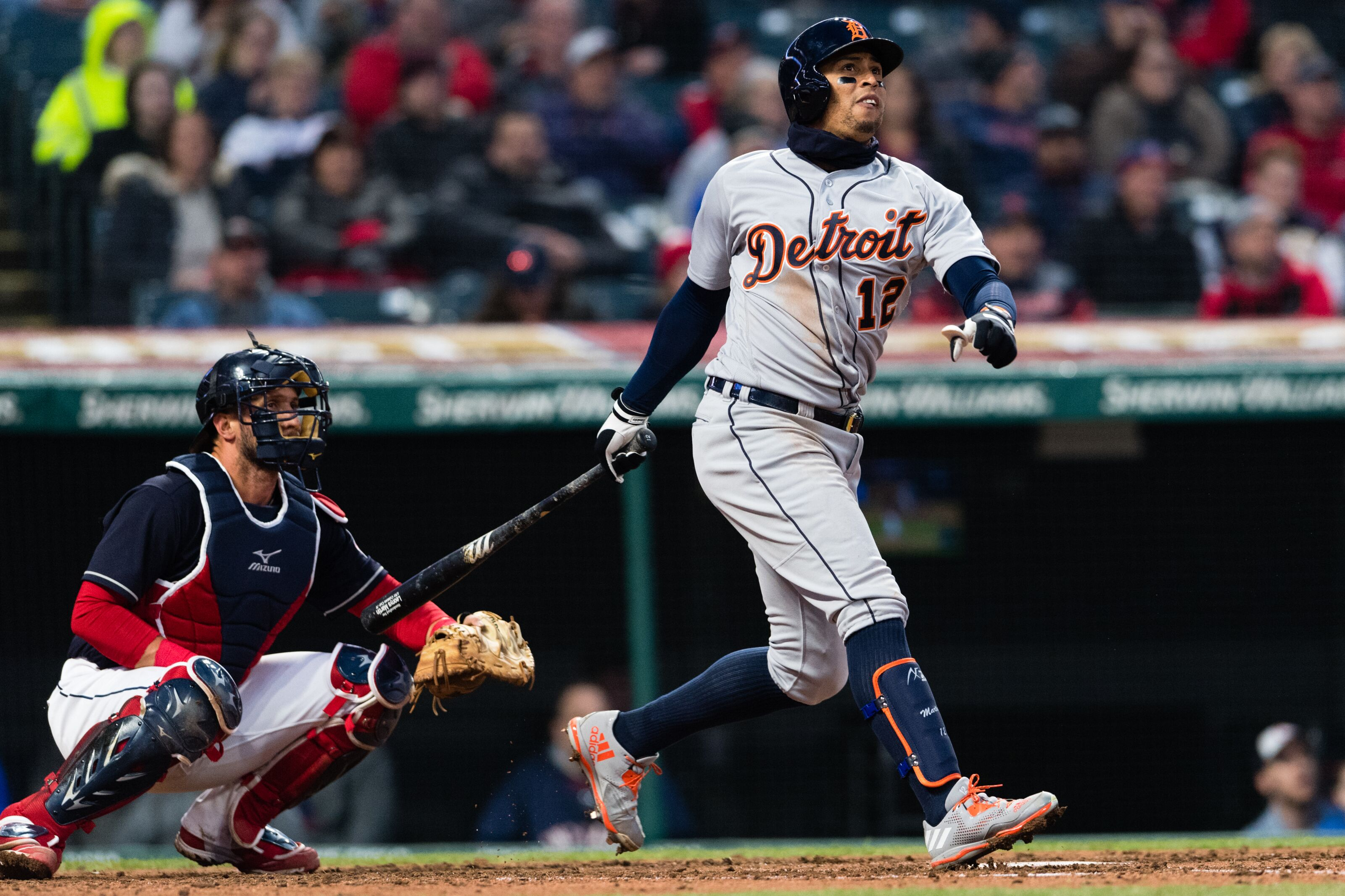 Image result for leonys martin indians