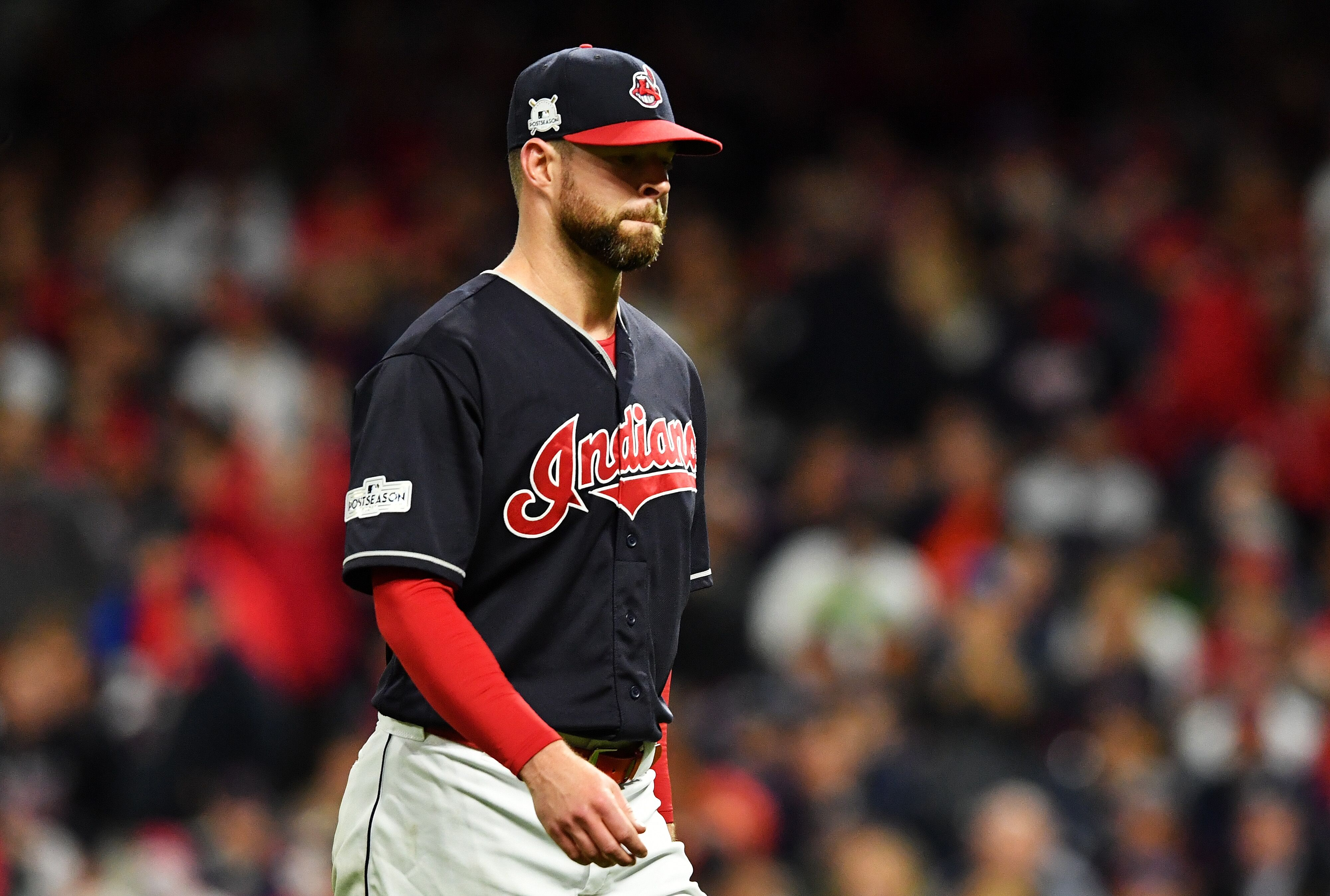 Cleveland Indians Rumors: Corey Kluber linked to the Dodgers once again