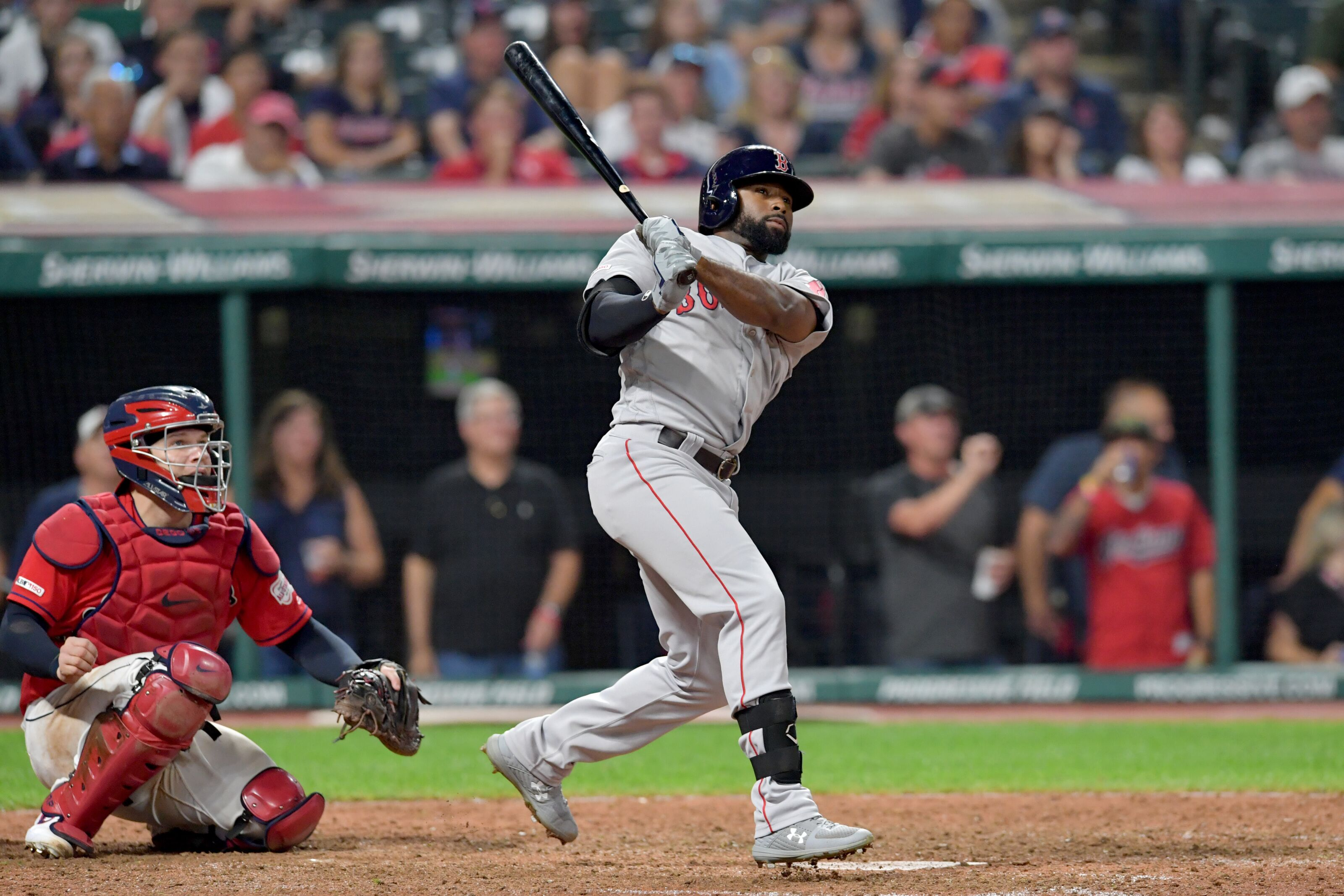 Indians: The case to trade for Jackie Bradley Jr.