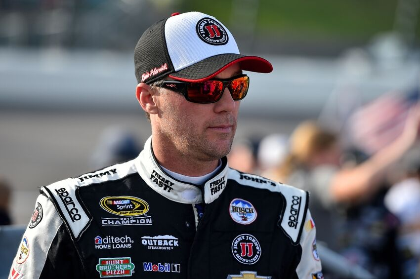 NASCAR Report: HMS Makes Offer To Harvick for 2017