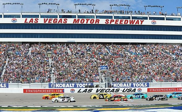 Nascar Fantasy 2015 Las Vegas Motor Speedway