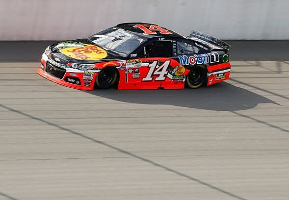 Clint Bowyer Nature S Bakery Car
