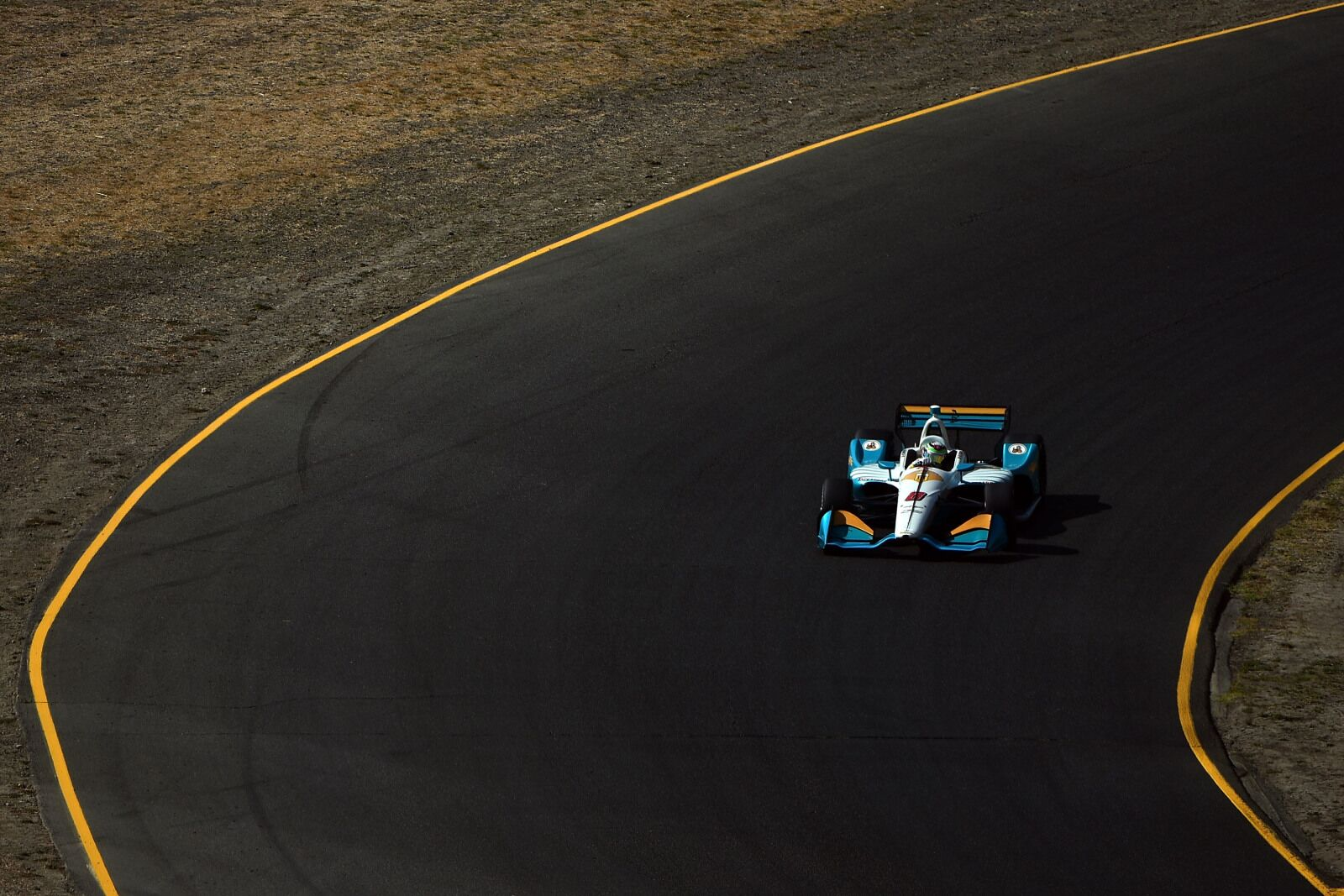 IndyCar: Patricio O'Ward turned down 8-race deal from Andretti Autosport