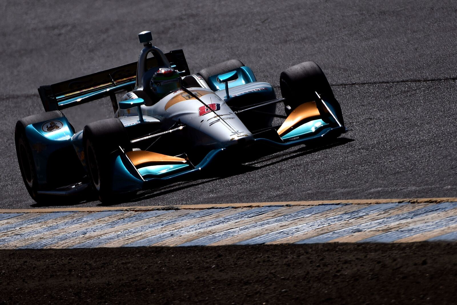 IndyCar: How would Patricio O'Ward have performed at Harding Steinbrenner Racing?