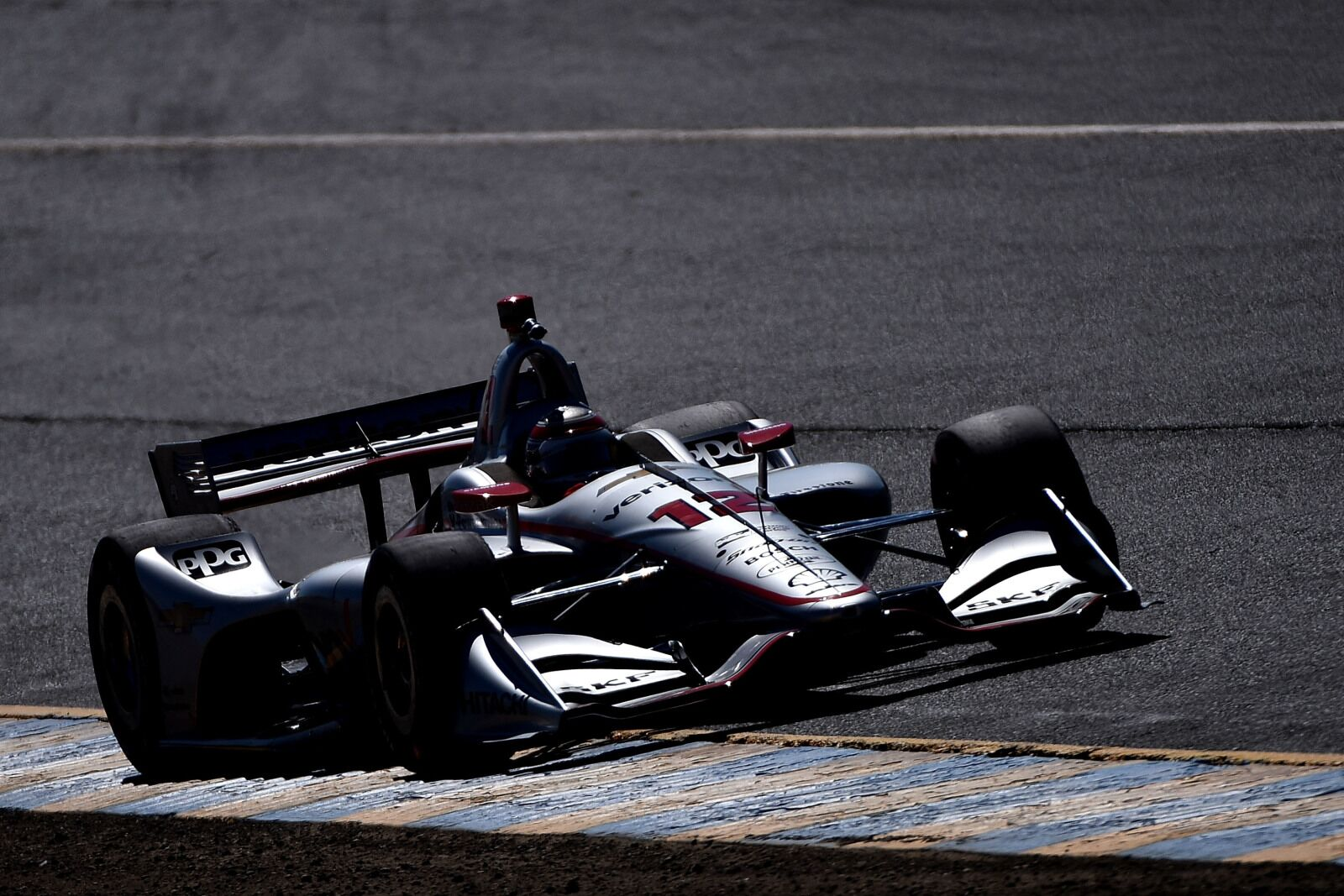 IndyCar: Will Power takes pole for 2019 IndyCar Classic