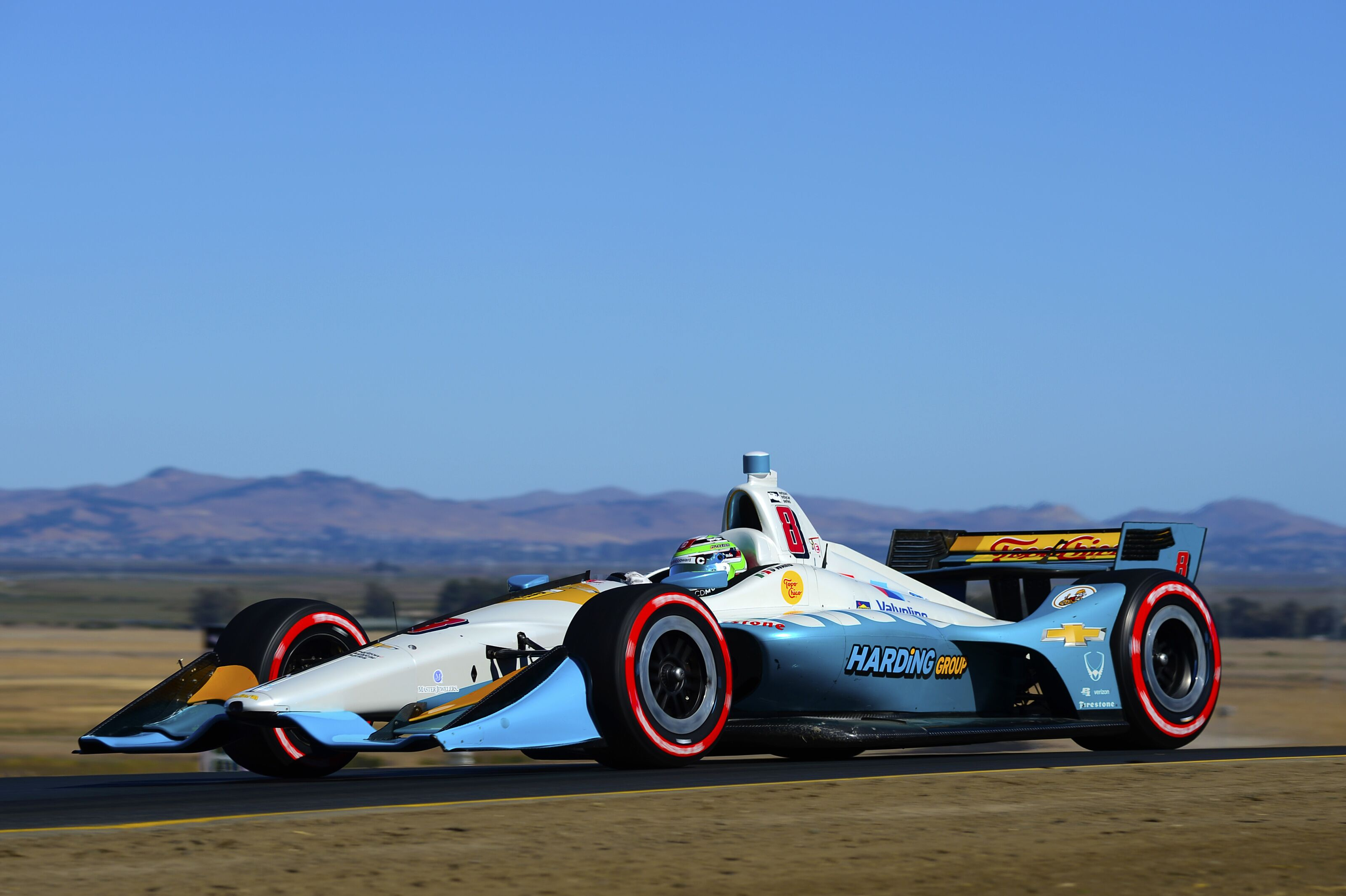 IndyCar: Don't pin Patricio O'Ward's ride loss on George Steinbrenner IV